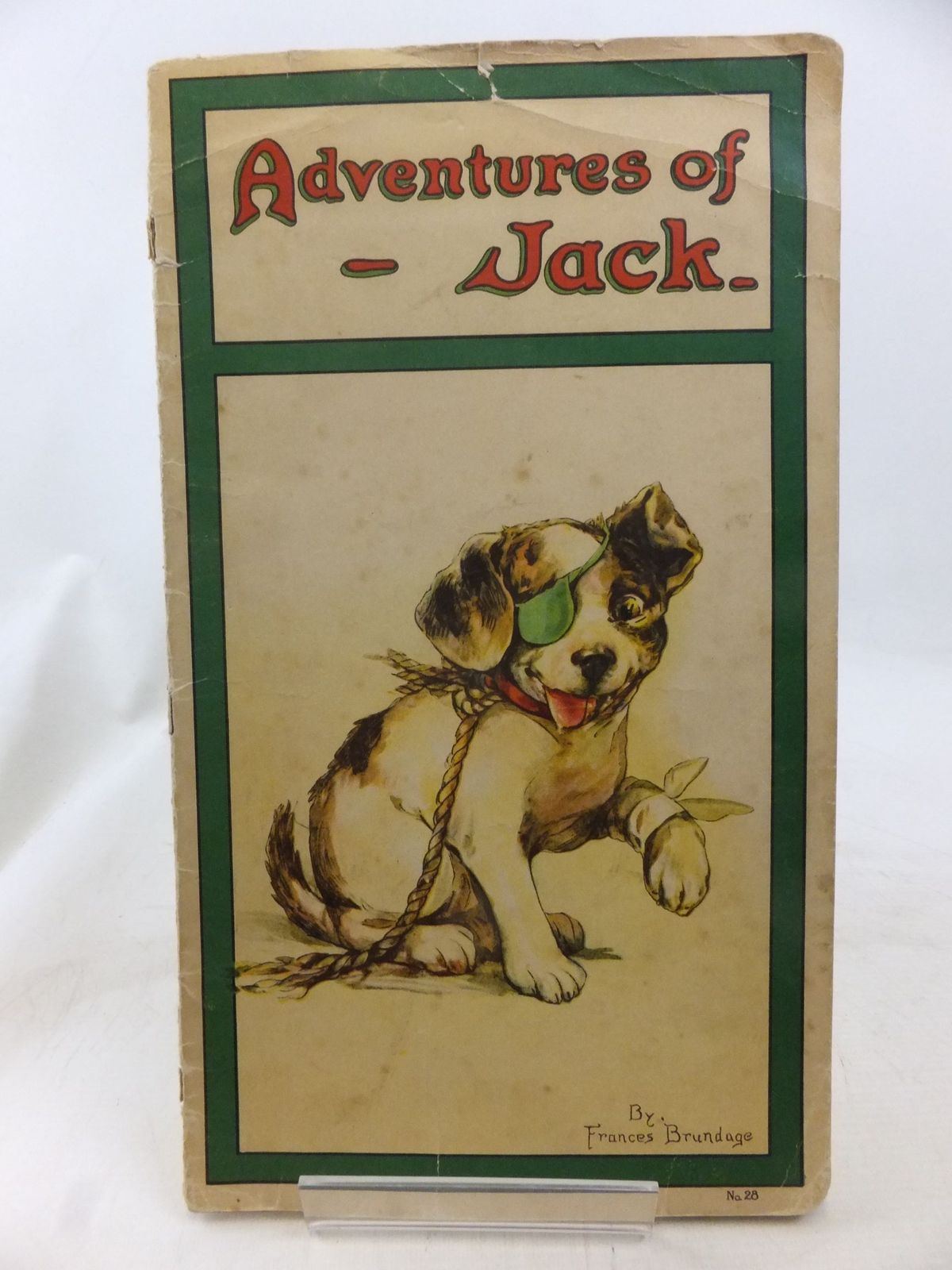 Photo of THE ADVENTURES OF JACK- Stock Number: 2114699