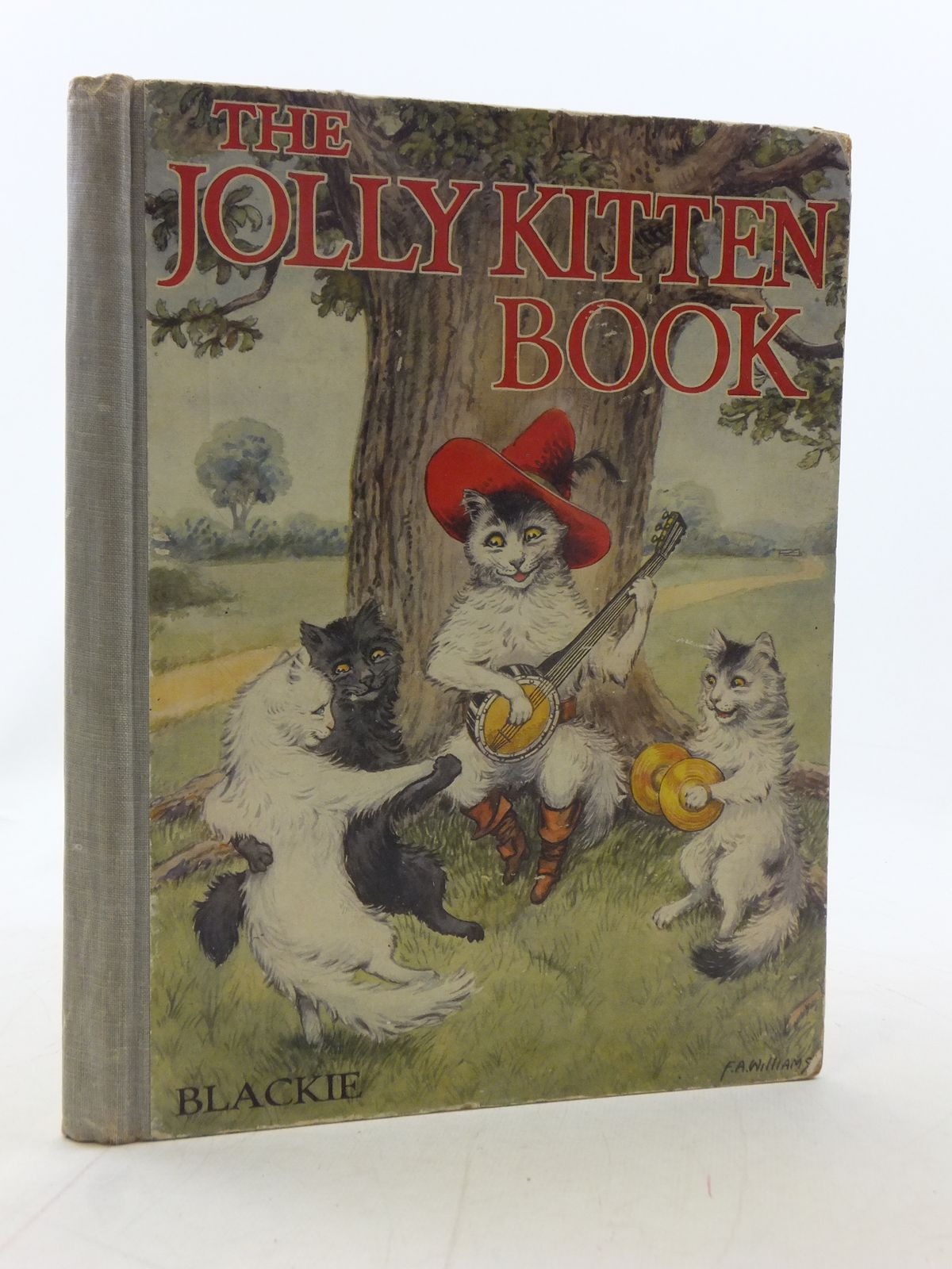 Photo of THE JOLLY KITTEN BOOK- Stock Number: 2114788