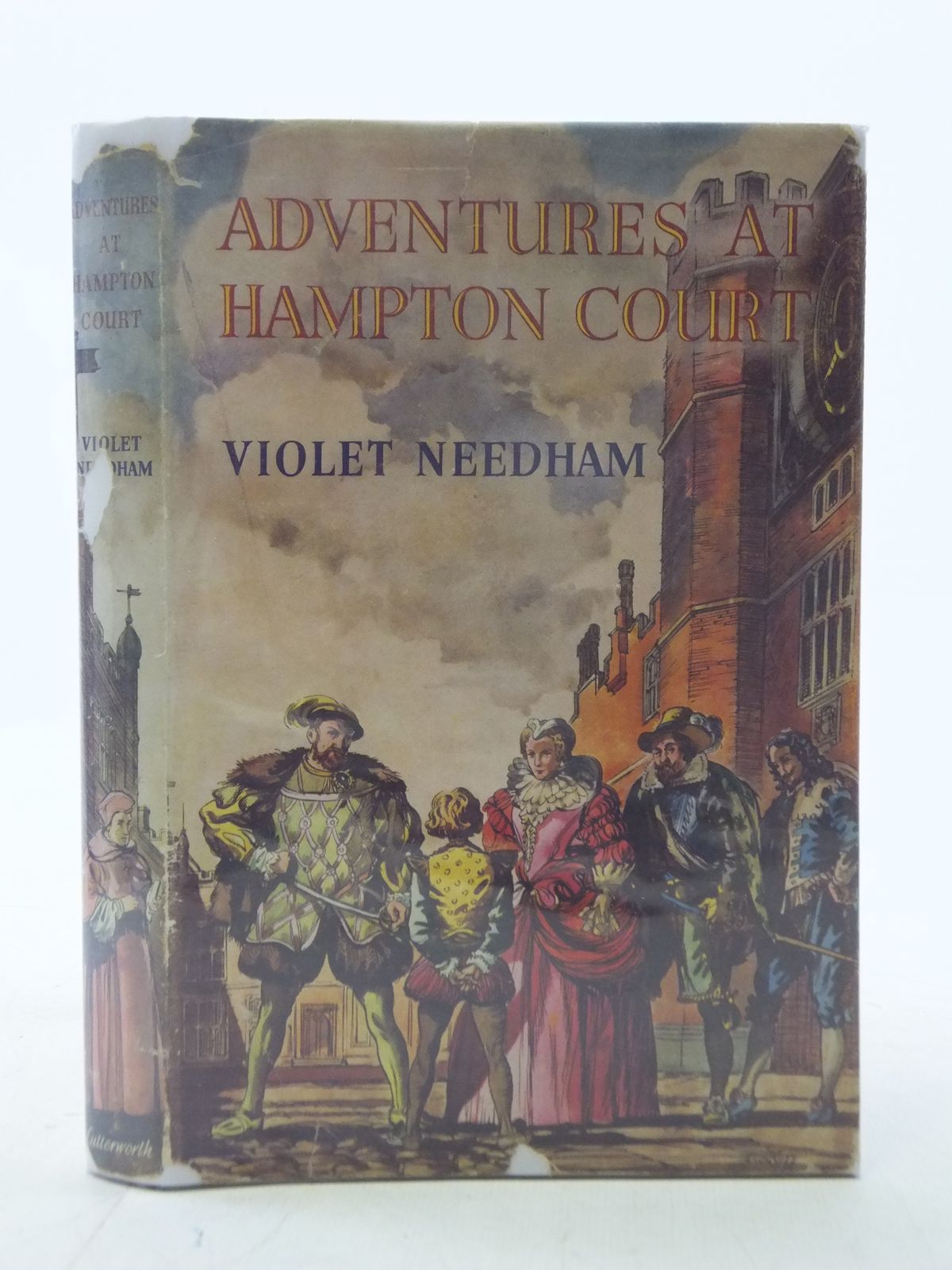 Photo of ADVENTURES AT HAMPTON COURT- Stock Number: 2114819