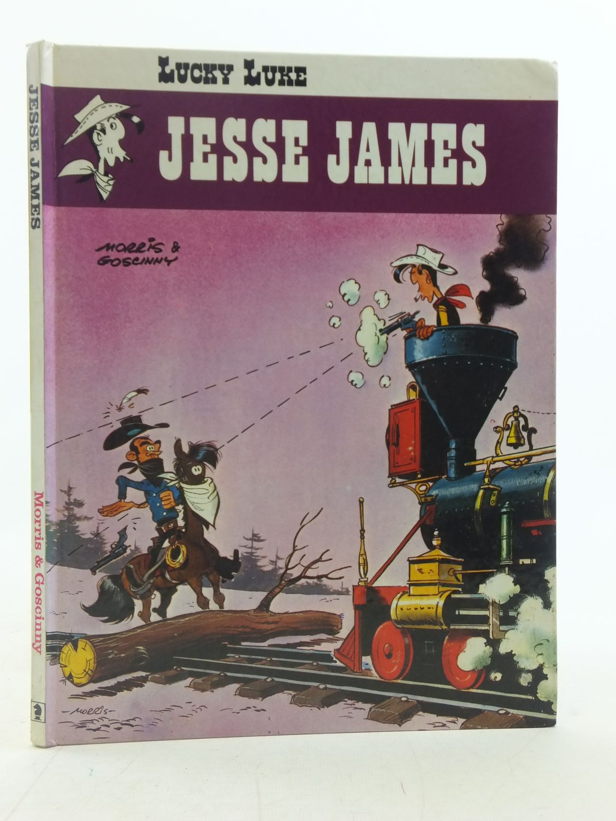 Photo of LUCKY LUKE JESSE JAMES- Stock Number: 2114870