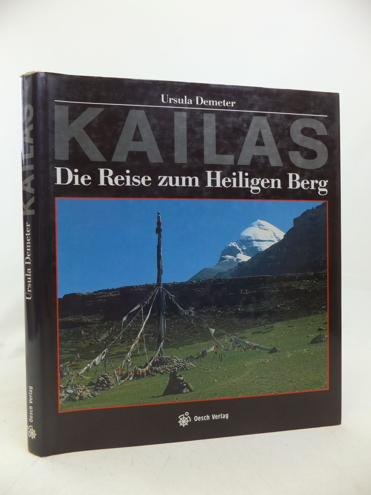 Photo of KAILAS DIE REISE ZUM HEILIGEN BERG- Stock Number: 2115043
