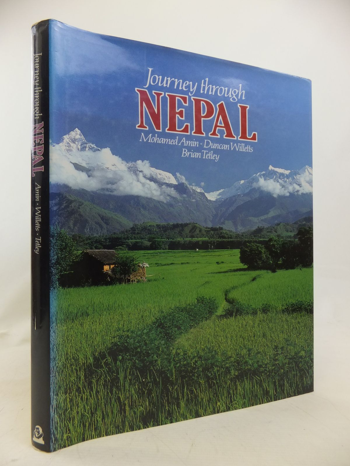 Photo of JOURNEY THROUGH NEPAL written by Amin, Mohamed Willetts, Duncan Tetley, Brian published by The Bodley Head (STOCK CODE: 2115046)  for sale by Stella & Rose's Books
