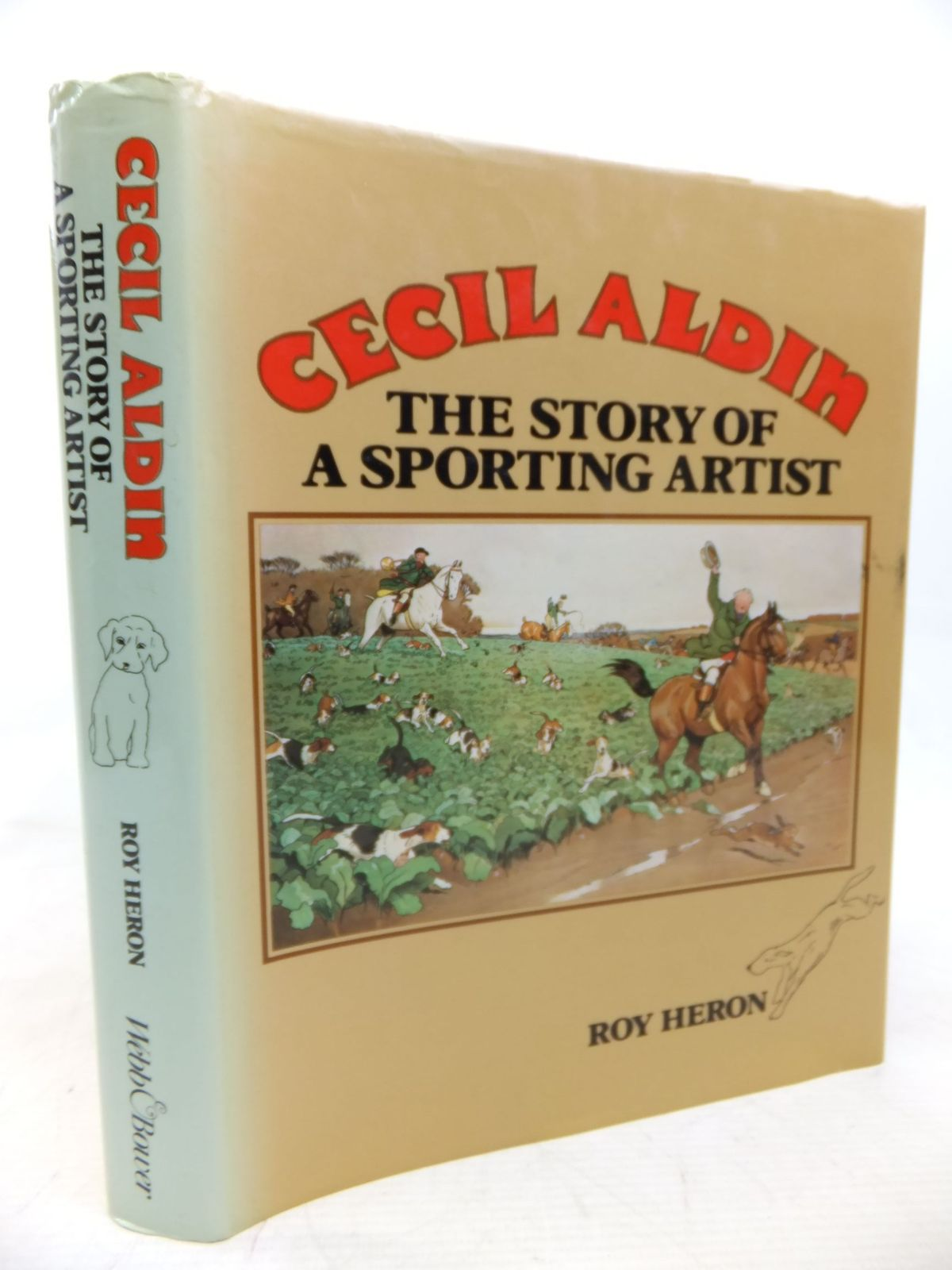 Photo of CECIL ALDIN - THE STORY OF A SPORTING ARTIST- Stock Number: 2115149