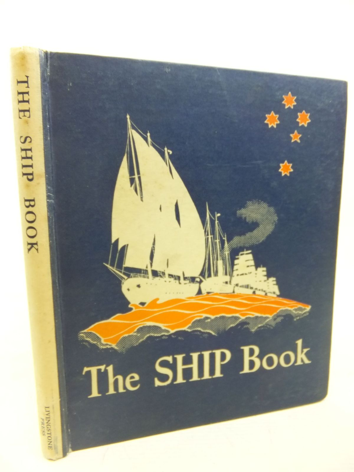 Photo of THE SHIP BOOK 1844-1944- Stock Number: 2115237