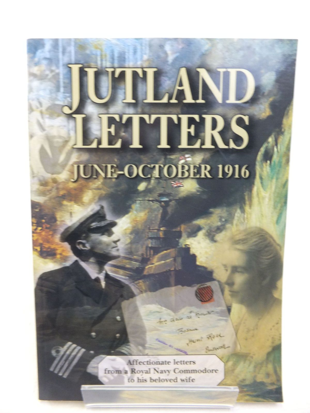 Photo of JUTLAND LETTERS JUNE-OCTOBER 1916- Stock Number: 2115248