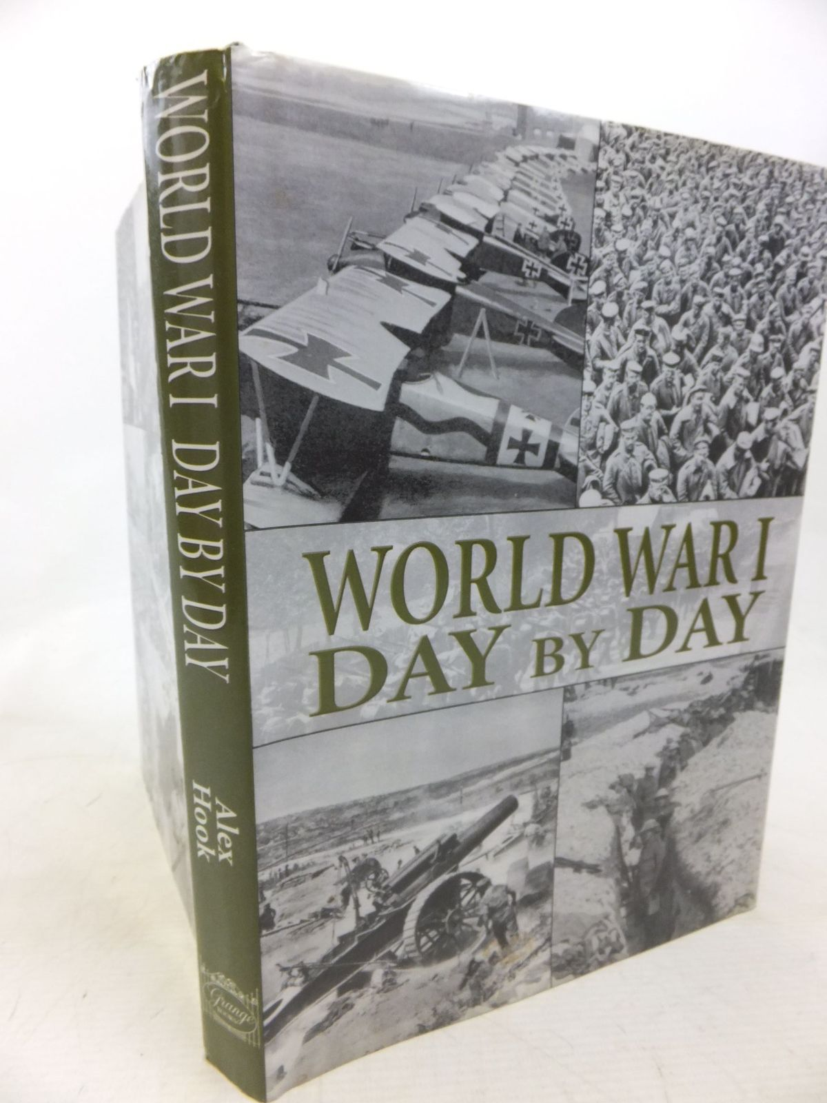 Photo of WORLD WAR I DAY BY DAY- Stock Number: 2115260