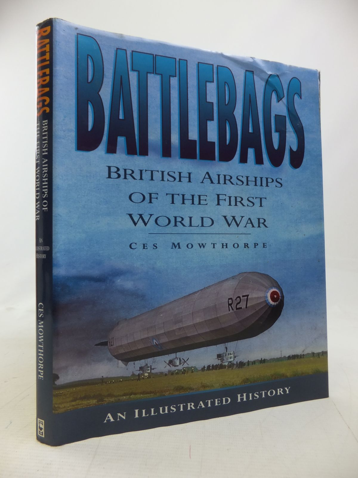 Photo of BATTLEBAGS written by Mowthorpe, Ces published by Wrens Park Publishing (STOCK CODE: 2115263)  for sale by Stella & Rose's Books