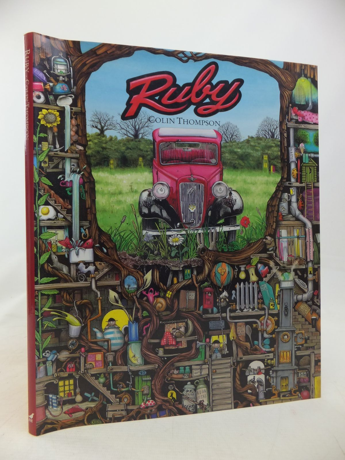 Photo of RUBY written by Thompson, Colin illustrated by Thompson, Colin published by Julia MacRae Books (STOCK CODE: 2115270)  for sale by Stella & Rose's Books
