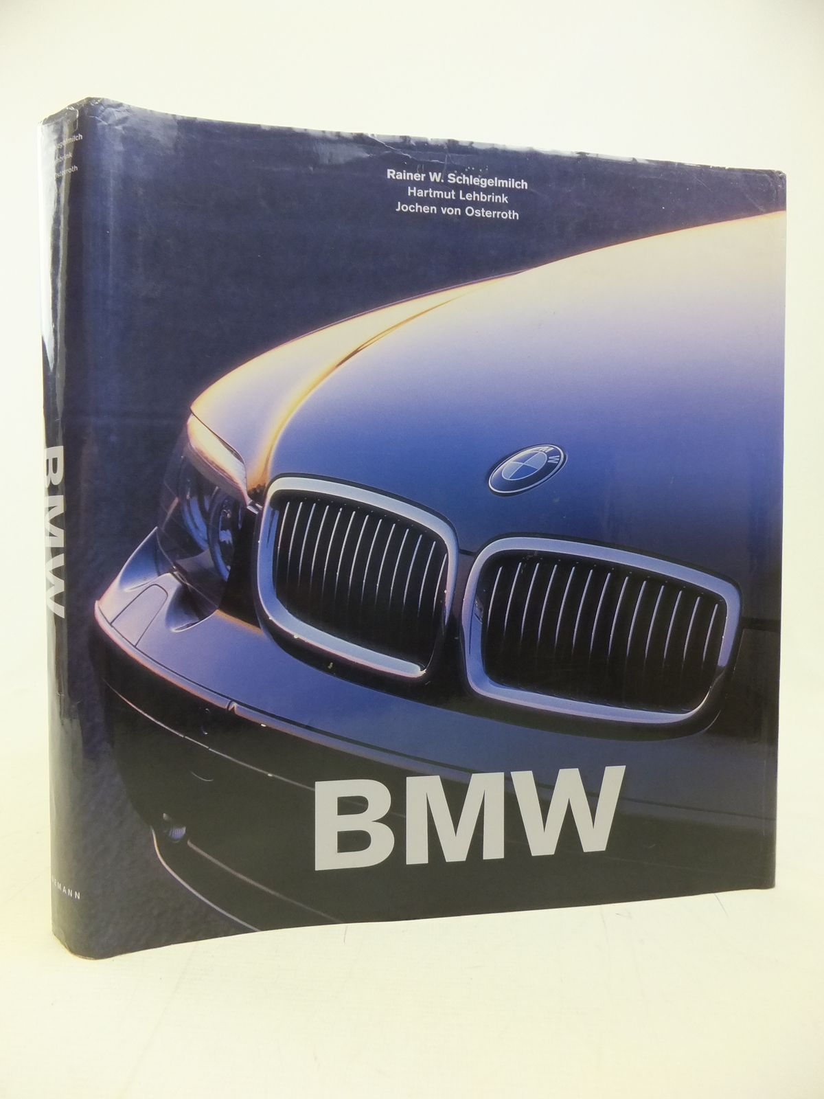 Photo of BMW written by Schlegelmilch, Rainer W. Lehbrink, Hartmut Von Osterroth, Jochen published by Konemann (STOCK CODE: 2115302)  for sale by Stella & Rose's Books