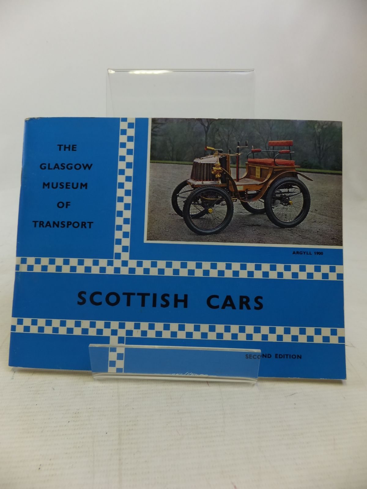 Photo of SCOTTISH CARS published by The Corporation Of Glasgow, Museums And Art Galleries Department (STOCK CODE: 2115304)  for sale by Stella & Rose's Books