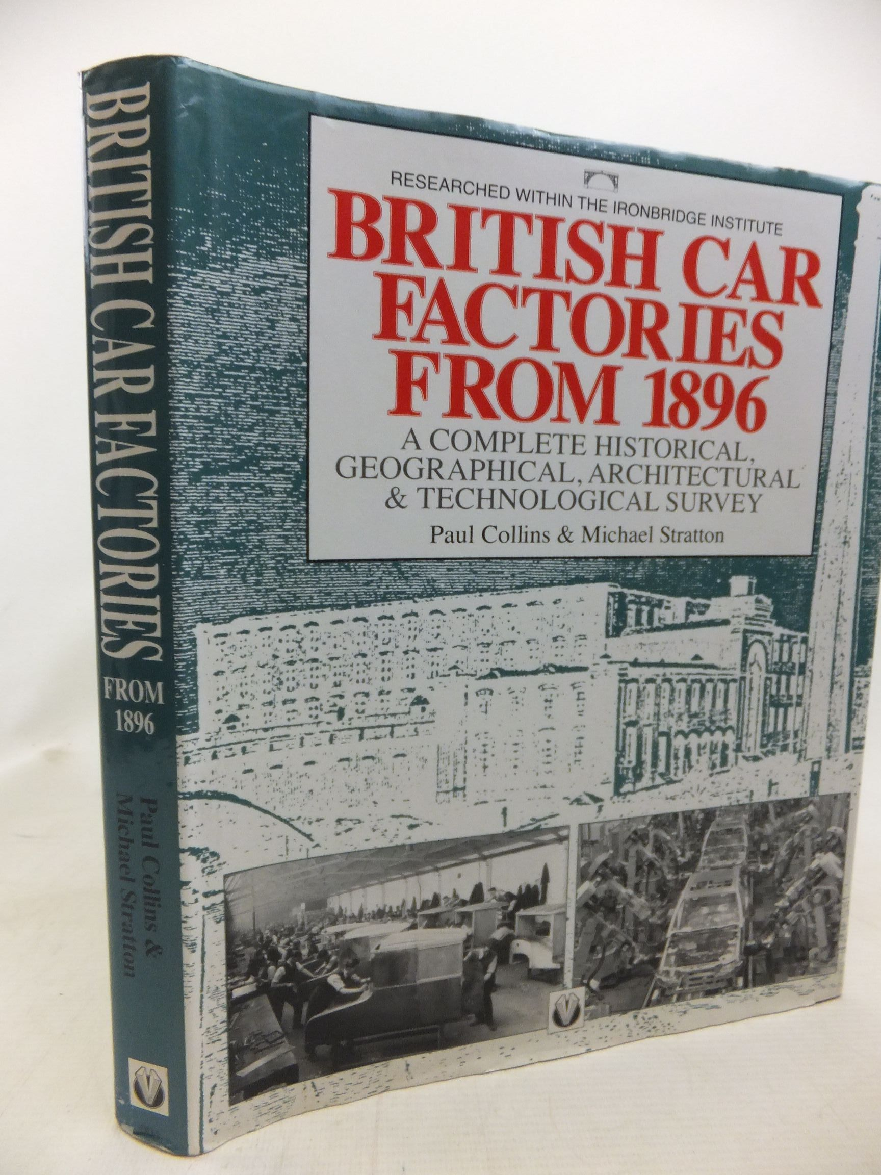 Photo of BRITISH CAR FACTORIES FROM 1896- Stock Number: 2115318