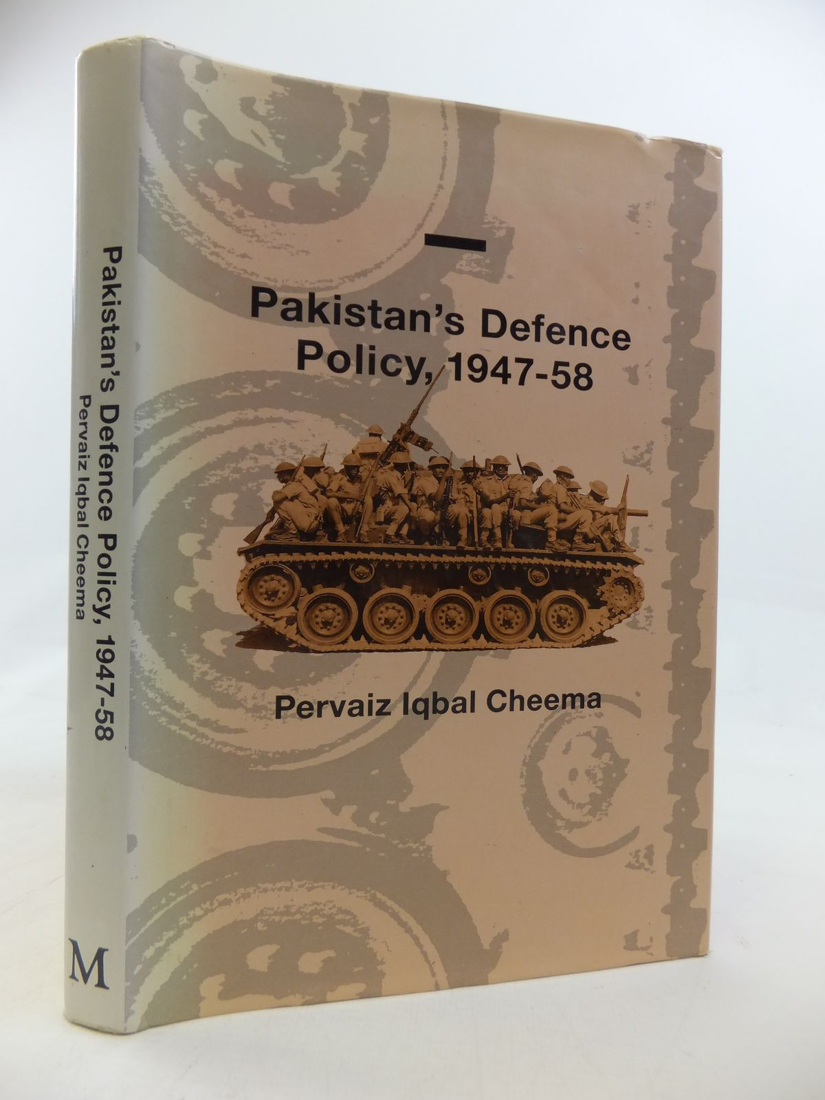 Photo of PAKISTAN'S DEFENCE POLICY, 1947-58 written by Cheema, Pervaiz Iqbal published by MacMillan Press (STOCK CODE: 2115501)  for sale by Stella & Rose's Books