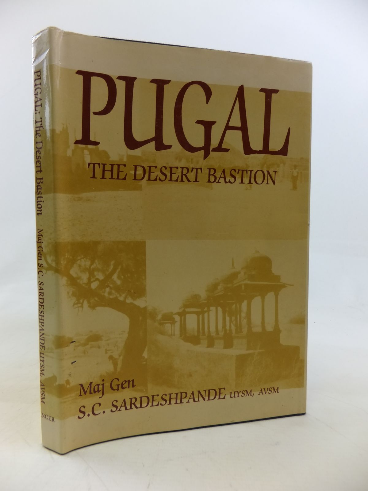 Photo of PUGAL THE DESERT BASTION- Stock Number: 2115567