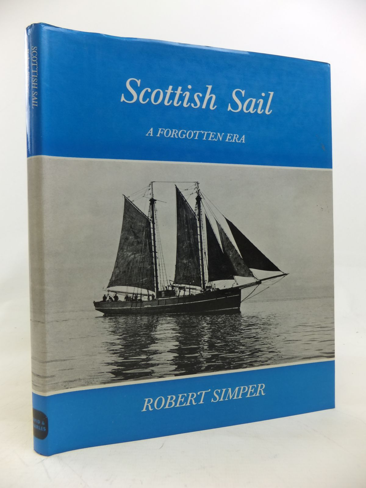 Photo of SCOTTISH SAIL A FORGOTTEN ERA written by Simper, Robert published by David & Charles (STOCK CODE: 2115577)  for sale by Stella & Rose's Books