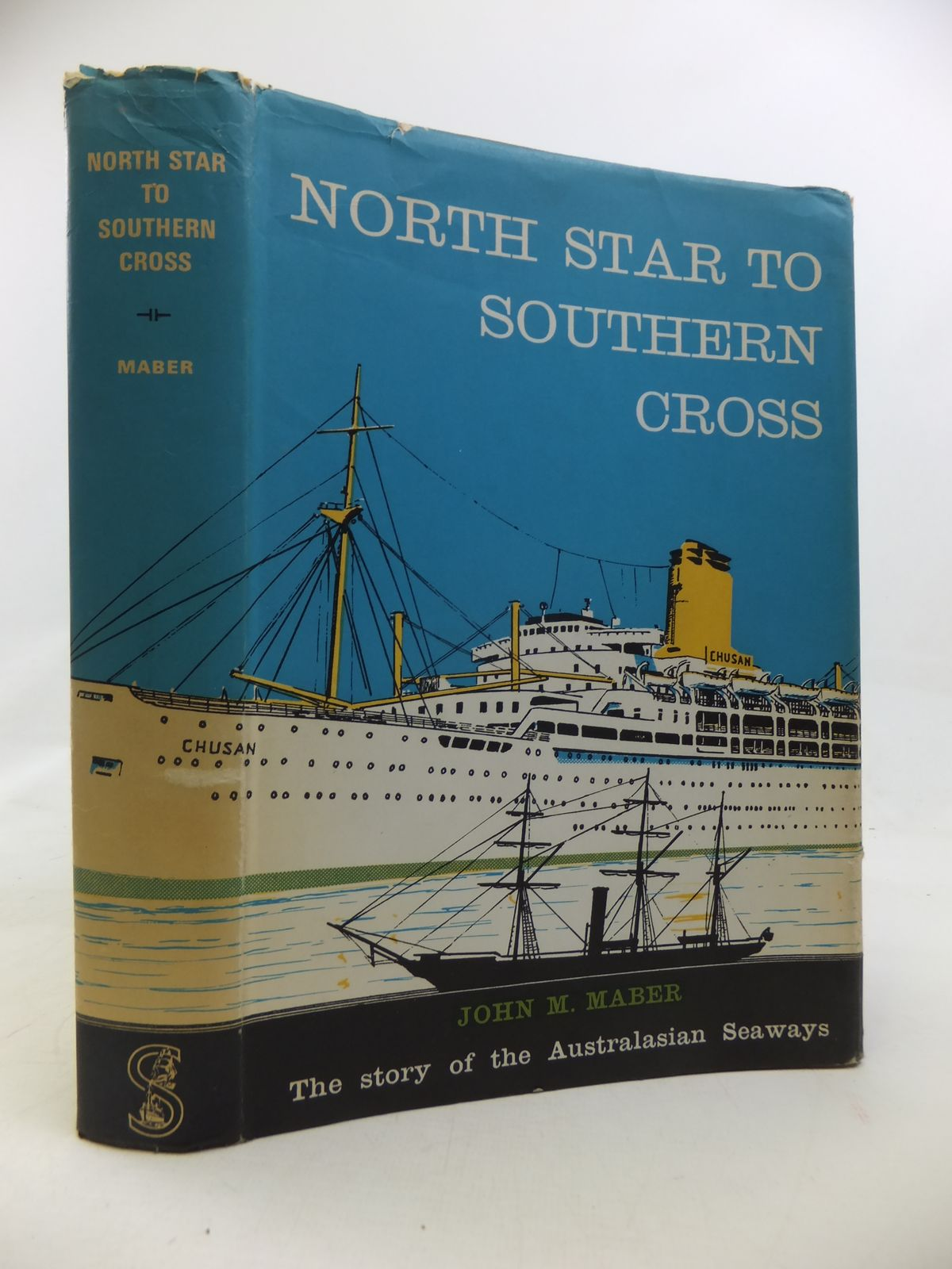 Photo of NORTH STAR TO SOUTHERN CROSS written by Maber, John M. published by T. Stephenson & Sons Ltd. (STOCK CODE: 2115606)  for sale by Stella & Rose's Books