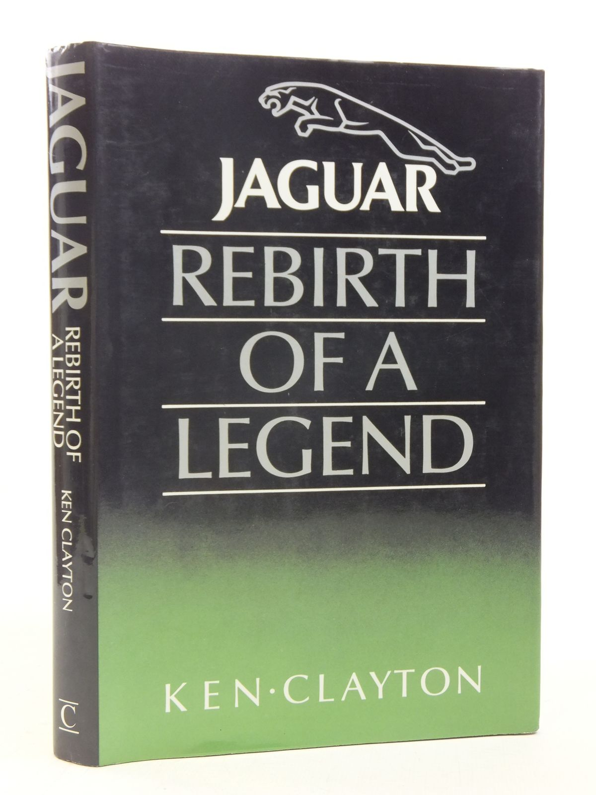 Photo of JAGUAR REBIRTH OF A LEGEND written by Clayton, Ken published by Century (STOCK CODE: 2115723)  for sale by Stella & Rose's Books