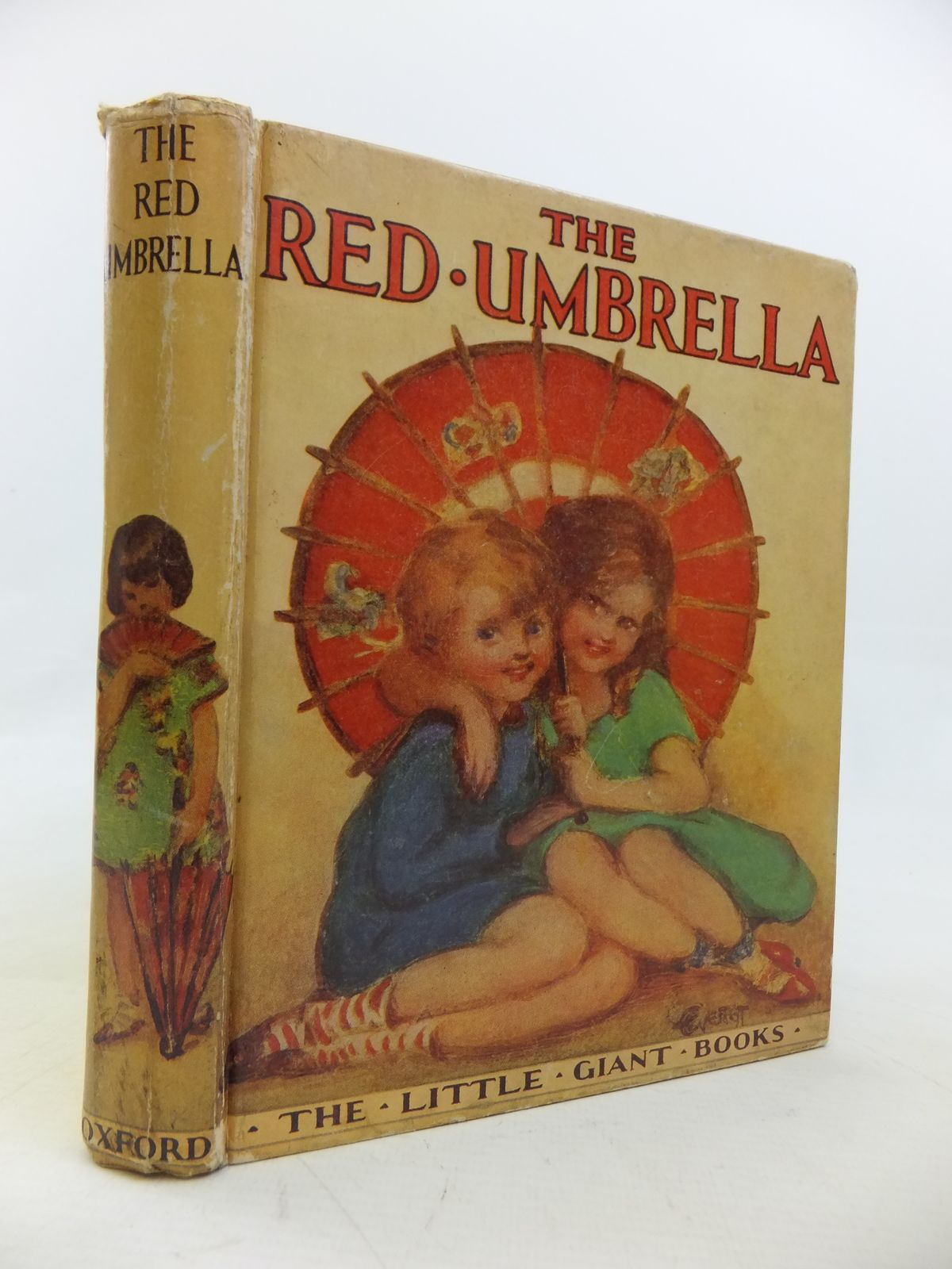 Photo of THE RED UMBRELLA written by Strang, Mrs. Herbert published by Humphrey Milford, Oxford University Press (STOCK CODE: 2115778)  for sale by Stella & Rose's Books