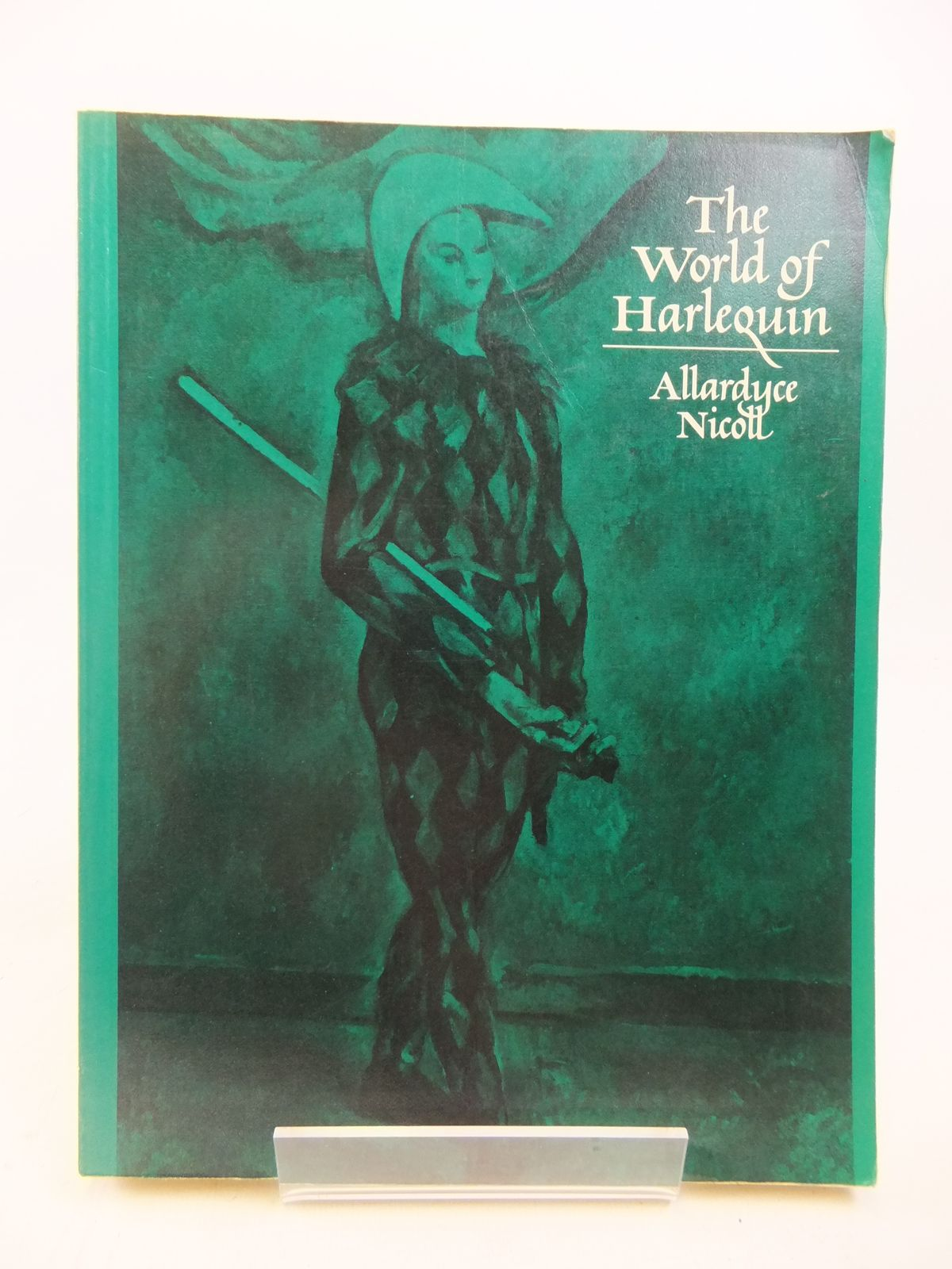Photo of THE WORLD OF HARLEQUIN- Stock Number: 2115825