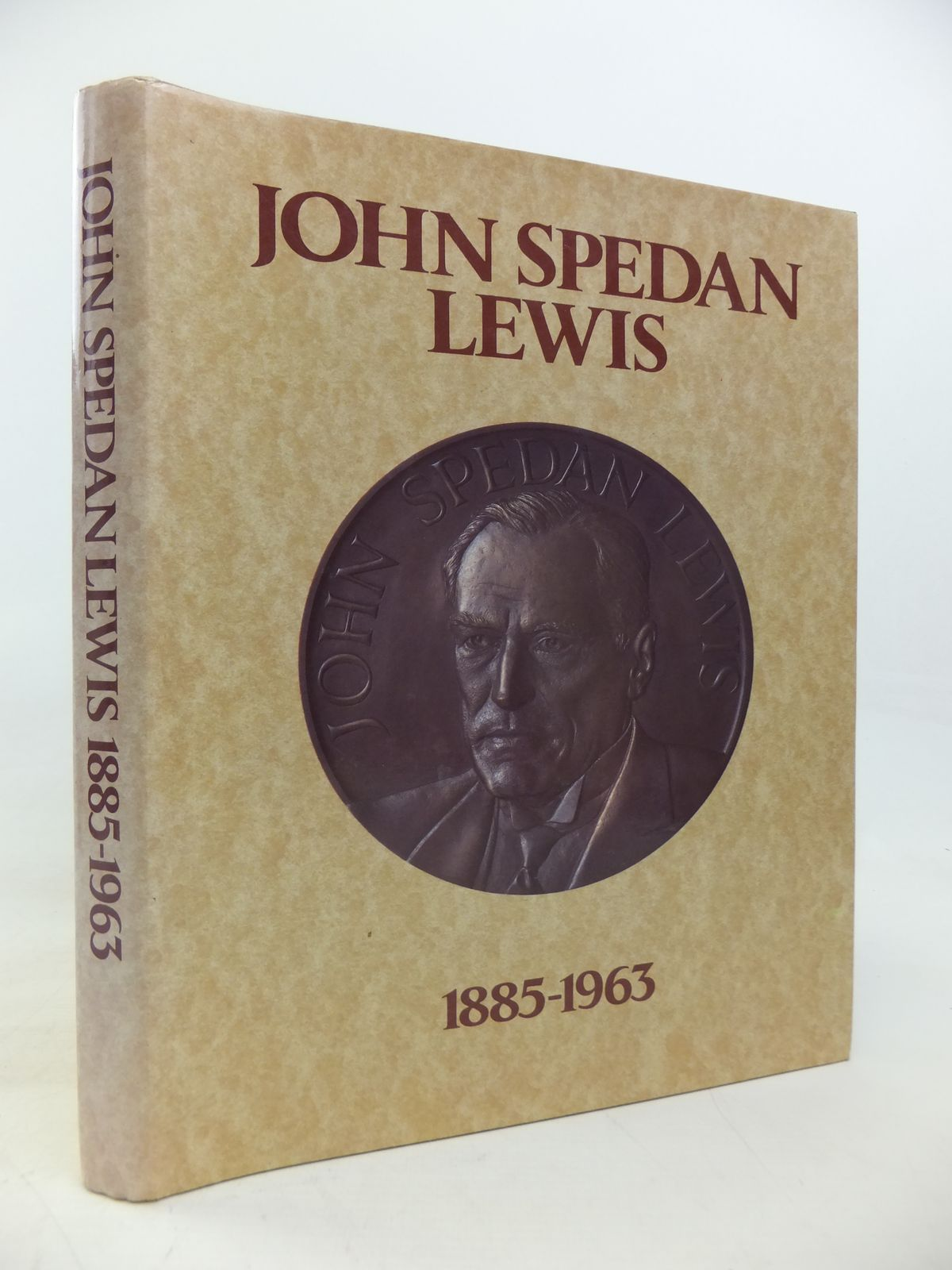 Photo of JOHN SPEDAN LEWIS 1885-1963 written by Lewis, Peter<br />Macpherson, Hugh<br />et al, published by John Lewis Partnership (STOCK CODE: 2115836)  for sale by Stella & Rose's Books