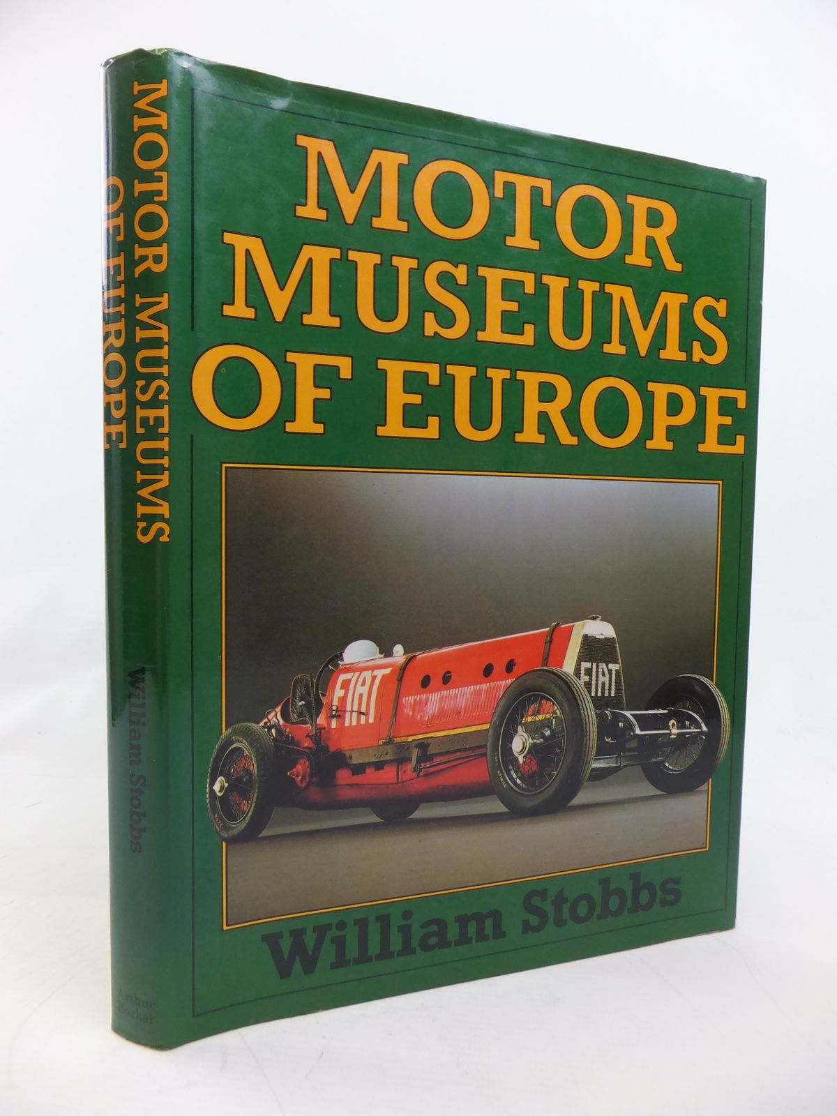 Photo of MOTOR MUSEUMS OF EUROPE- Stock Number: 2115882