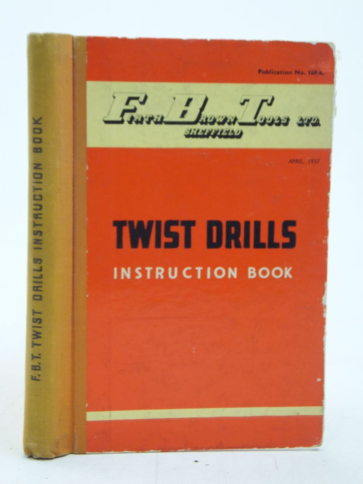Photo of TWIST DRILLS AND COMBINED DRILLS AND COUNTERSINKS- Stock Number: 2115959