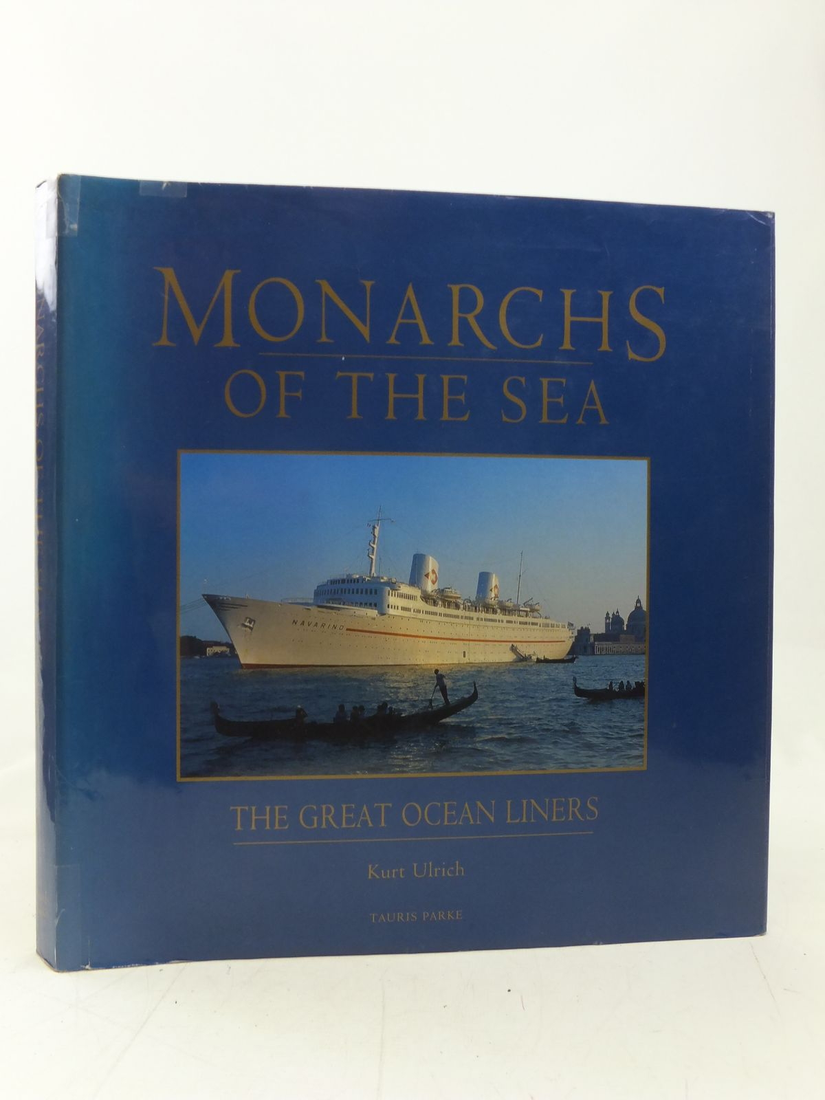 Photo of MONARCHS OF THE SEA written by Ulrich, Kurt published by Tauris Parke Books (STOCK CODE: 2115965)  for sale by Stella & Rose's Books