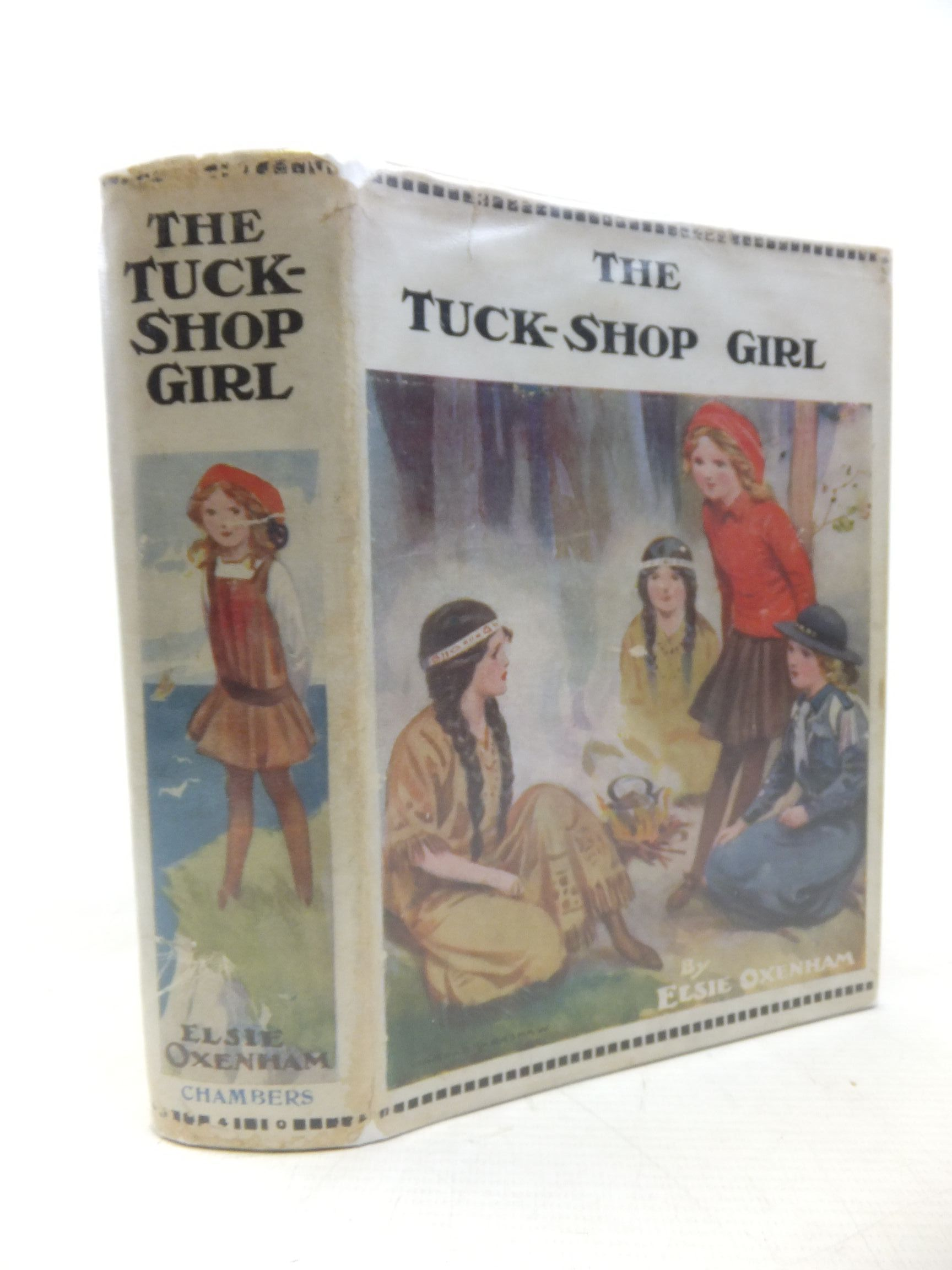 Photo of THE TUCK-SHOP GIRL- Stock Number: 2116029