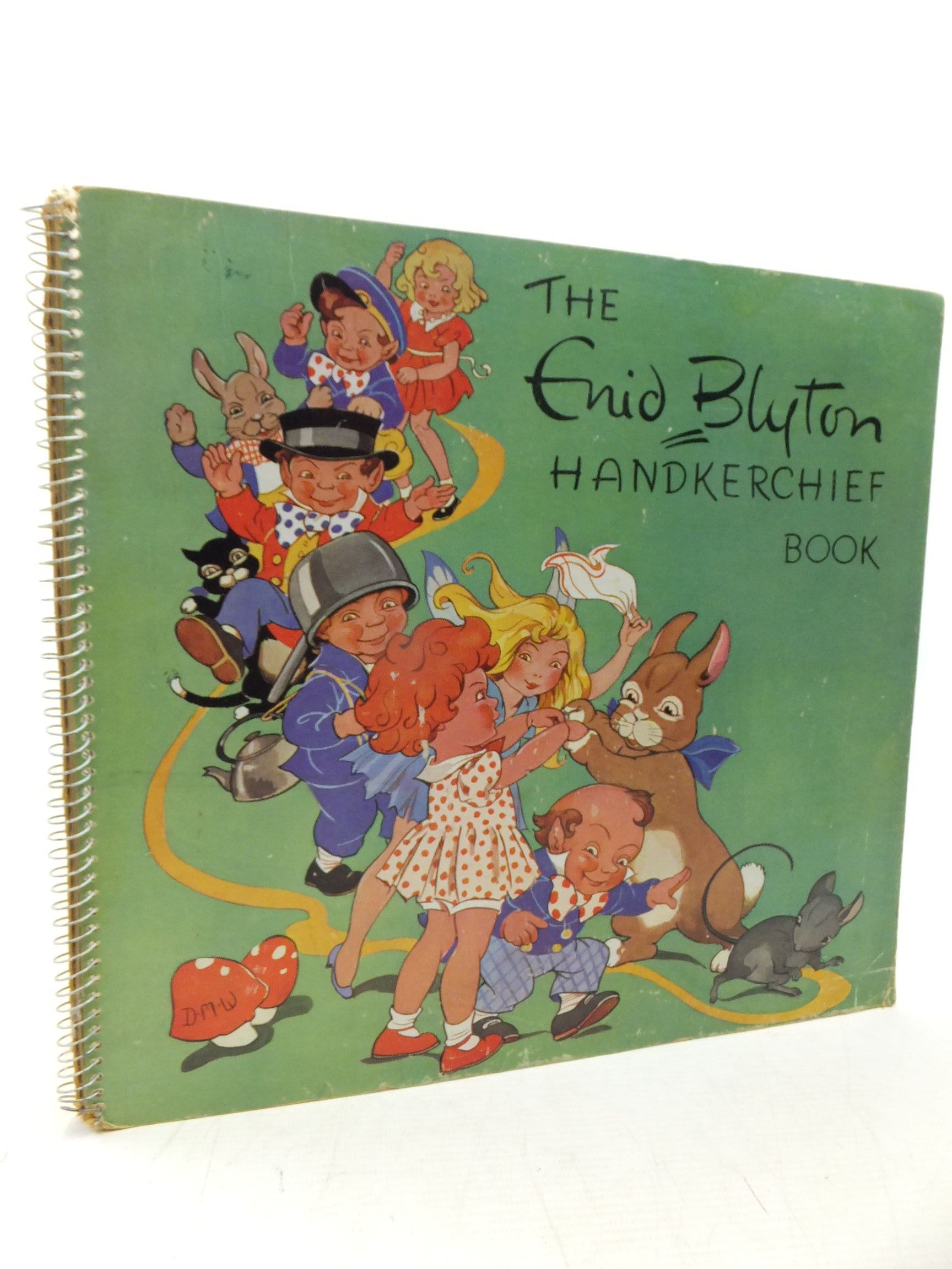 Photo of THE ENID BLYTON HANDKERCHIEF BOOK- Stock Number: 2116035
