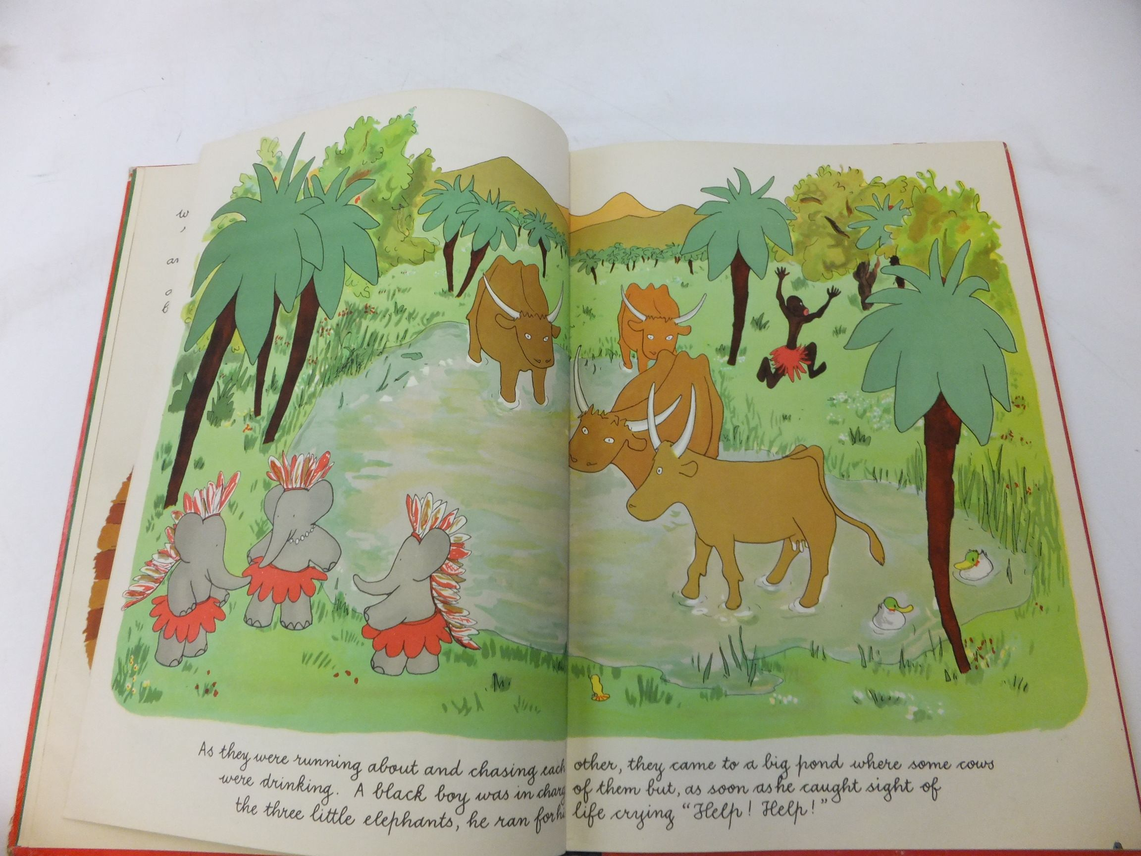 Photo of PICNIC AT BABAR'S written by De Brunhoff, Laurent illustrated by De Brunhoff, Laurent published by Methuen & Co. Ltd. (STOCK CODE: 2116054)  for sale by Stella & Rose's Books