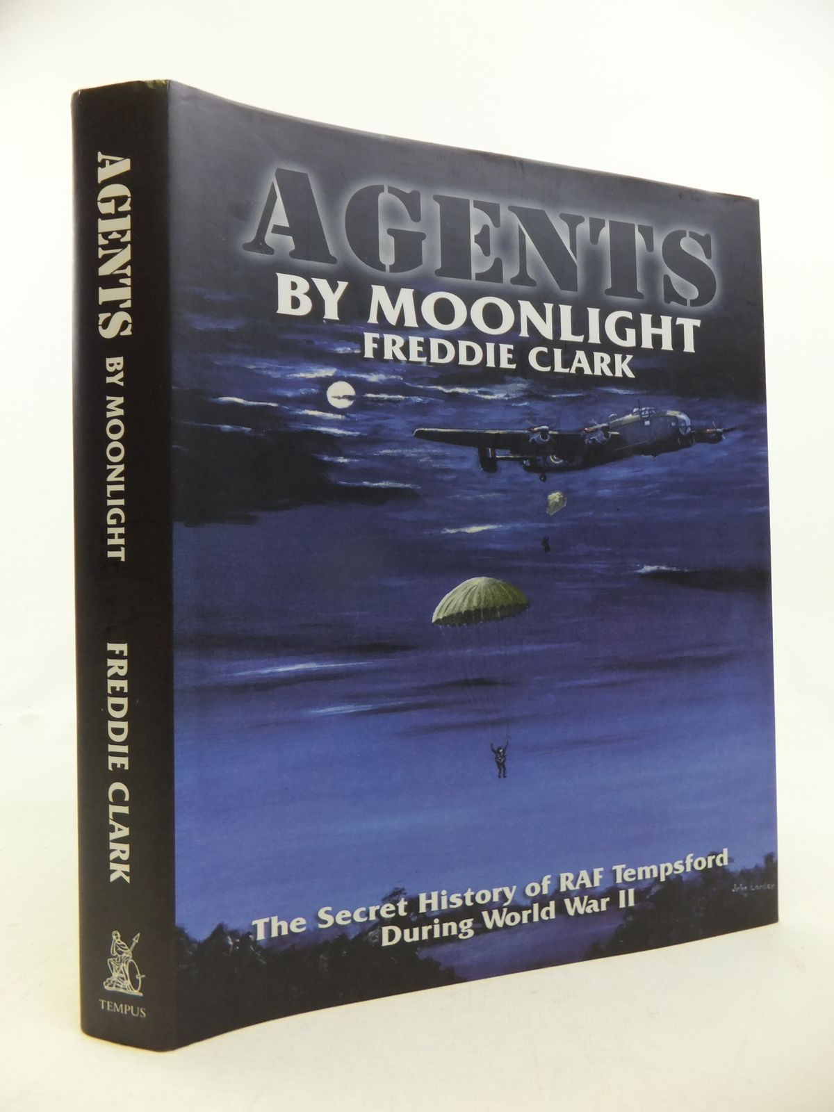 Photo of AGENTS BY MOONLIGHT written by Clark, Freddie published by Tempus (STOCK CODE: 2116078)  for sale by Stella & Rose's Books