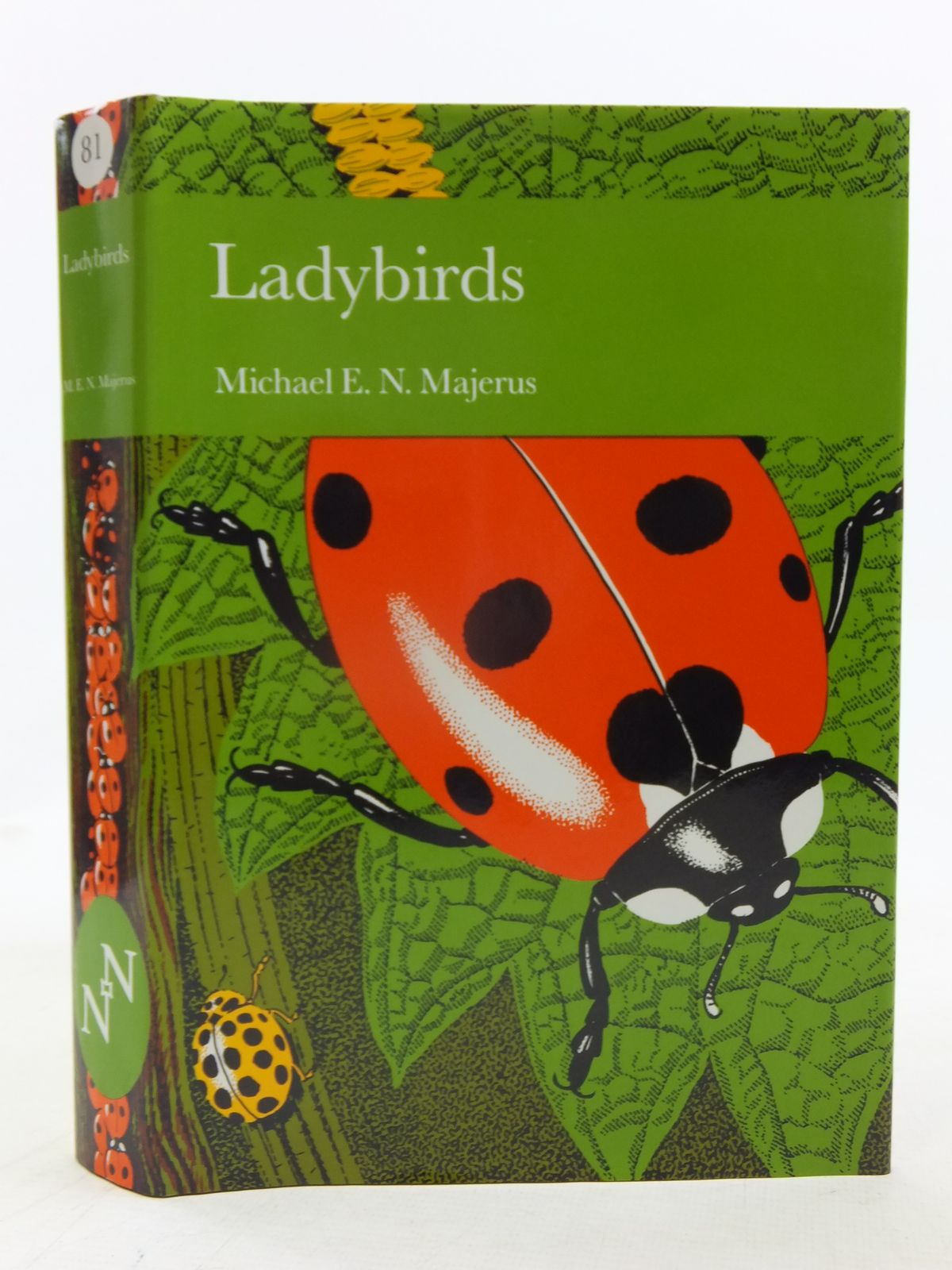 Photo of LADYBIRDS (NN 81) written by Majerus, Michael E.N. published by Harper Collins (STOCK CODE: 2116217)  for sale by Stella & Rose's Books