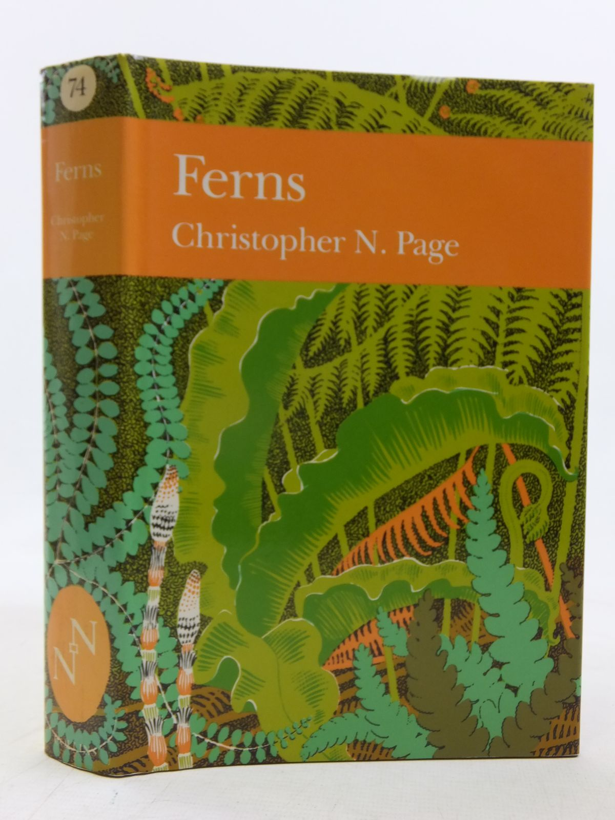 Photo of FERNS (NN 74) written by Page, Christopher N. published by Collins (STOCK CODE: 2116225)  for sale by Stella & Rose's Books
