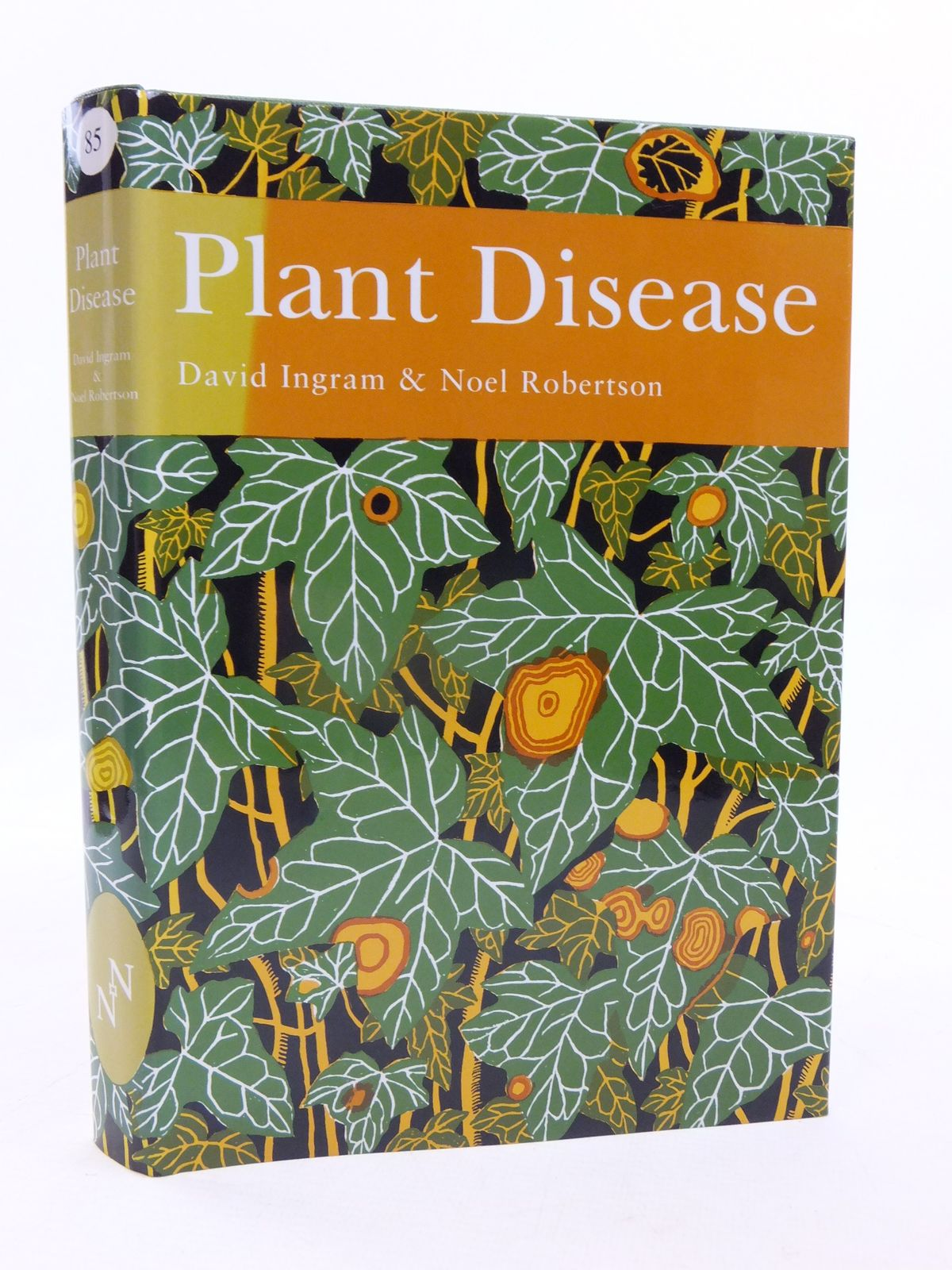 Photo of PLANT DISEASE A NATURAL HISTORY (NN 85)- Stock Number: 2116240