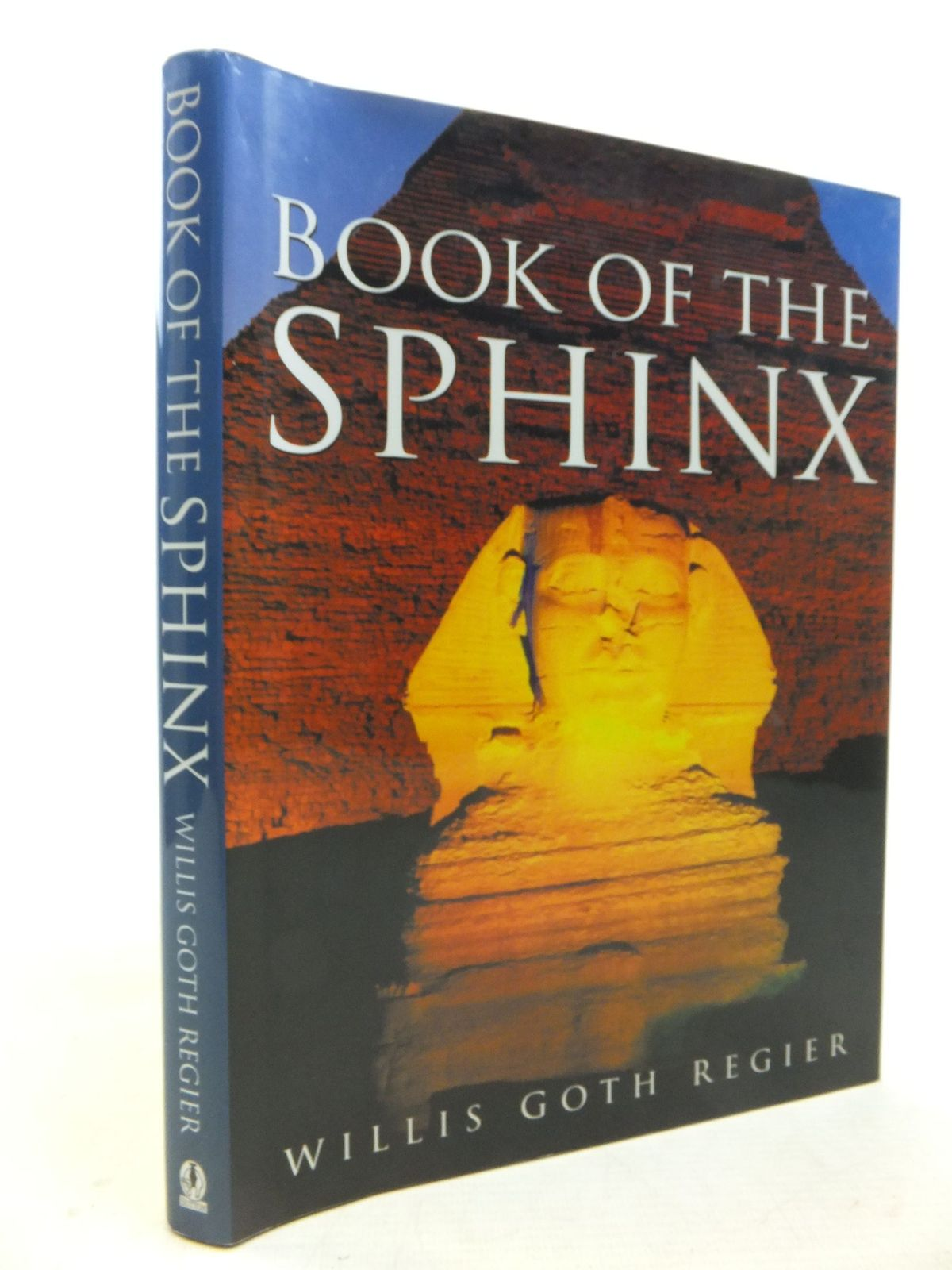 Photo of BOOK OF THE SPHINX- Stock Number: 2116412