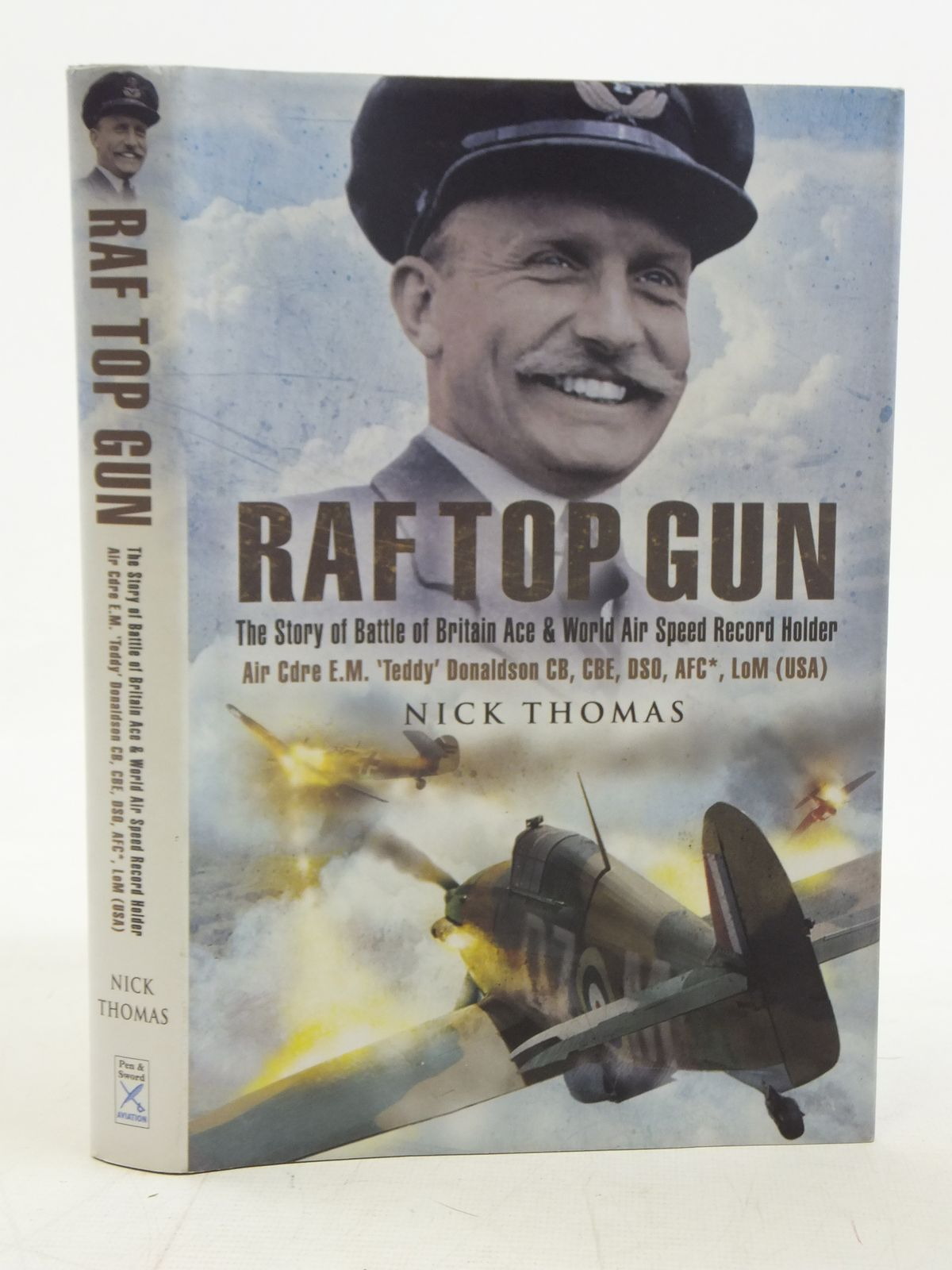 Photo of RAF TOP GUN- Stock Number: 2116469