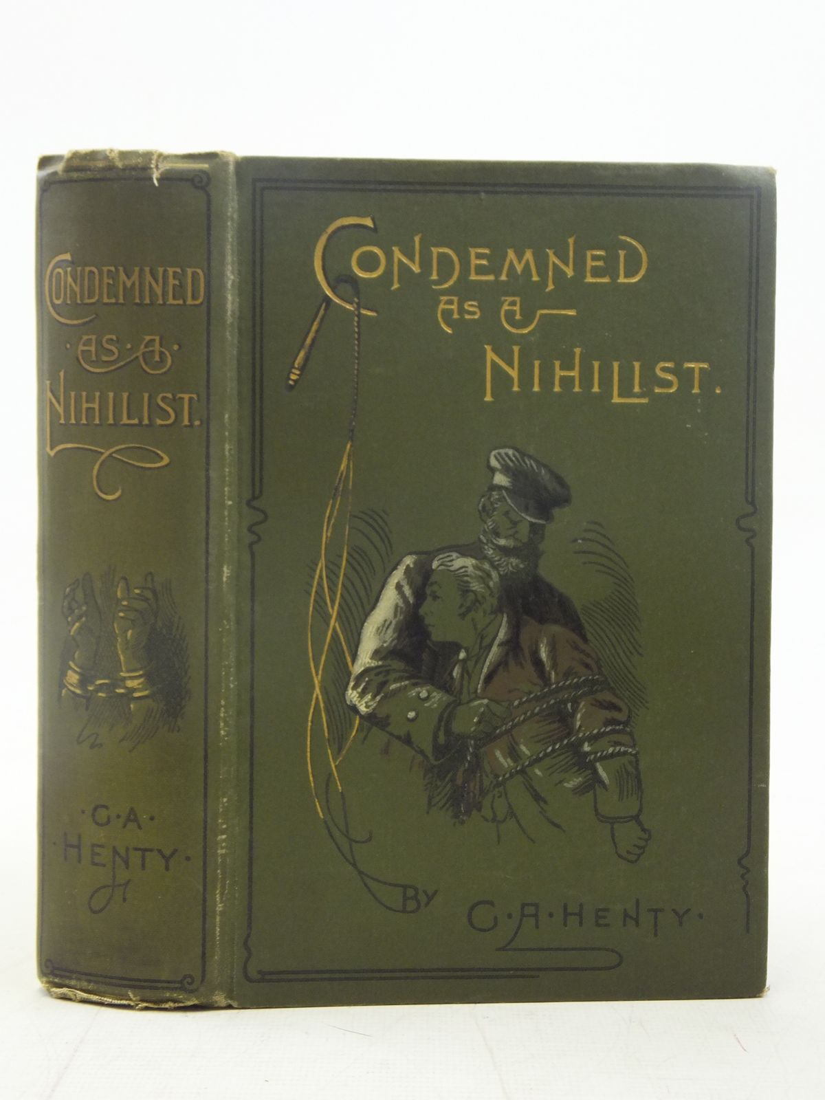 Photo of CONDEMNED AS A NIHILIST- Stock Number: 2116470