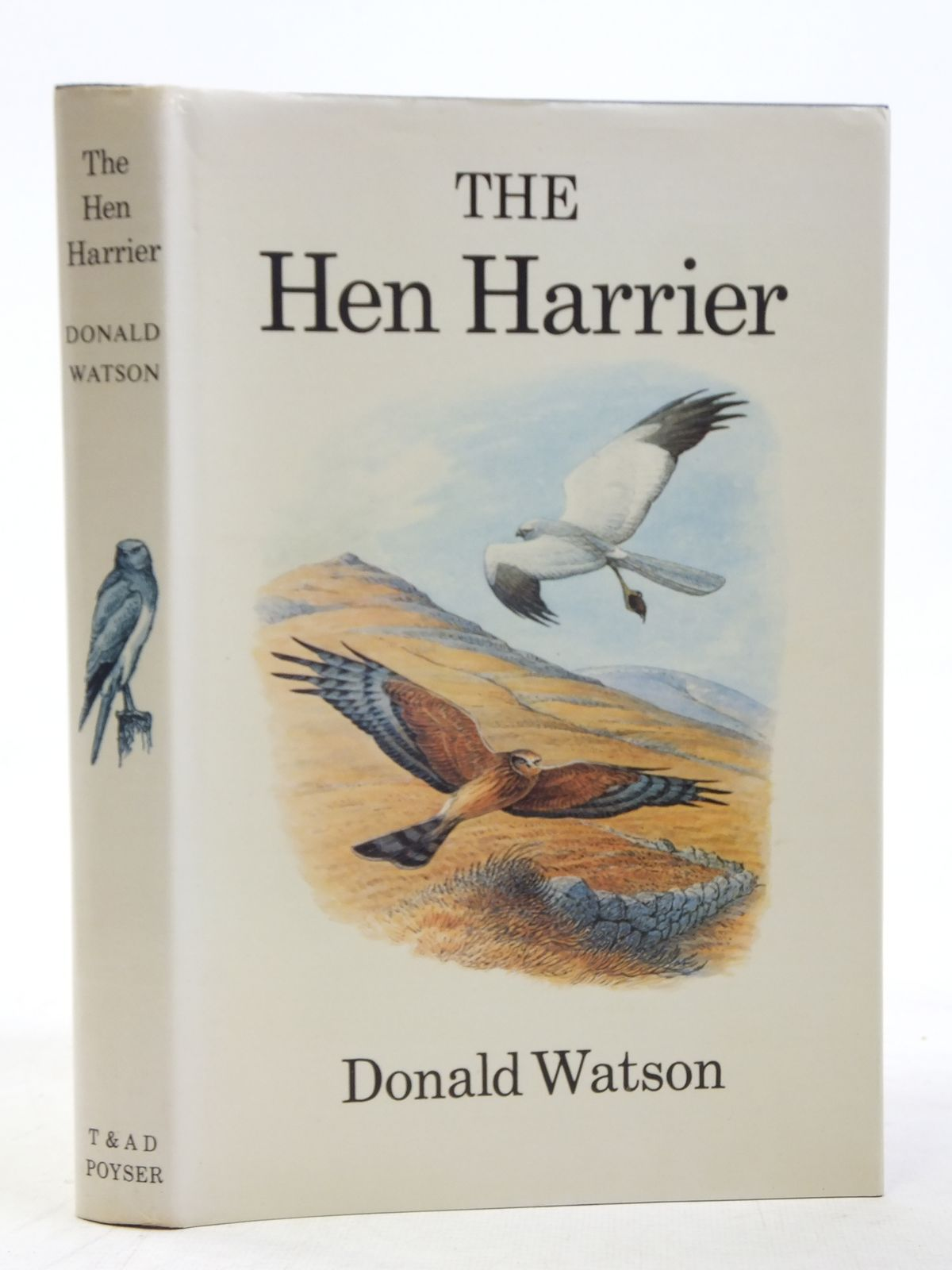 Photo of THE HEN HARRIER written by Watson, Donald illustrated by Watson, Donald published by T. & A.D. Poyser (STOCK CODE: 2116516)  for sale by Stella & Rose's Books