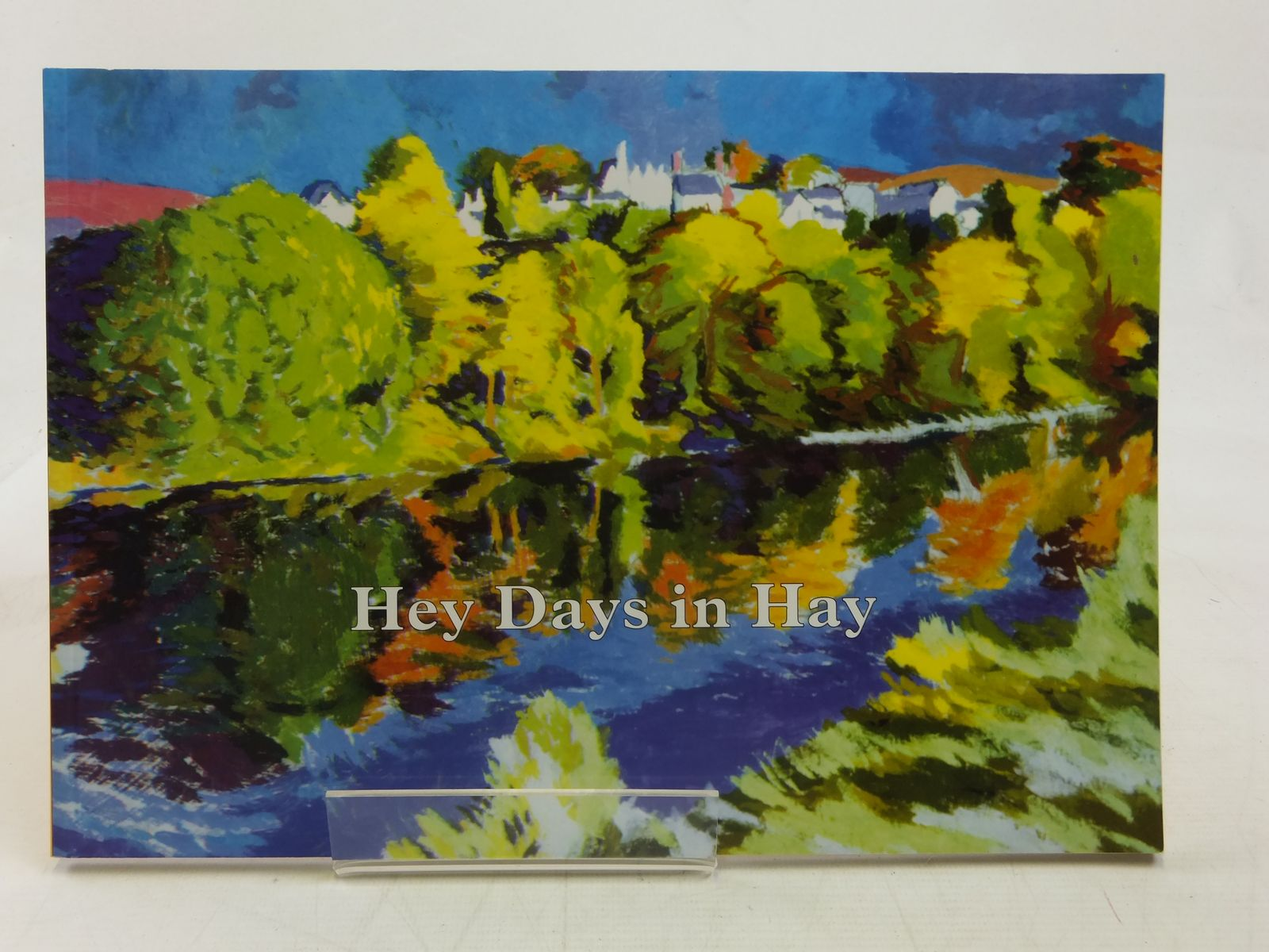 Photo of HEY DAYS IN HAY LLAWENDDYDD YN Y GELLI- Stock Number: 2116546