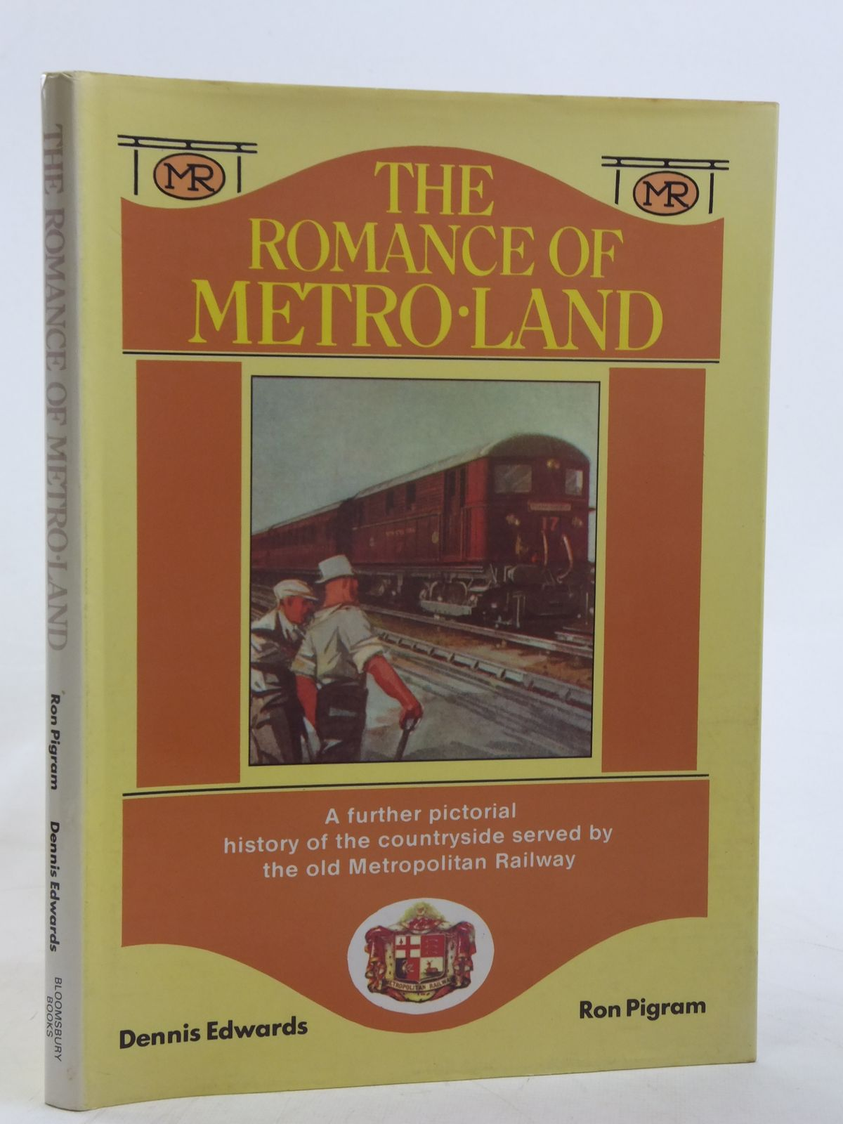 Photo of THE ROMANCE OF METRO-LAND- Stock Number: 2116608
