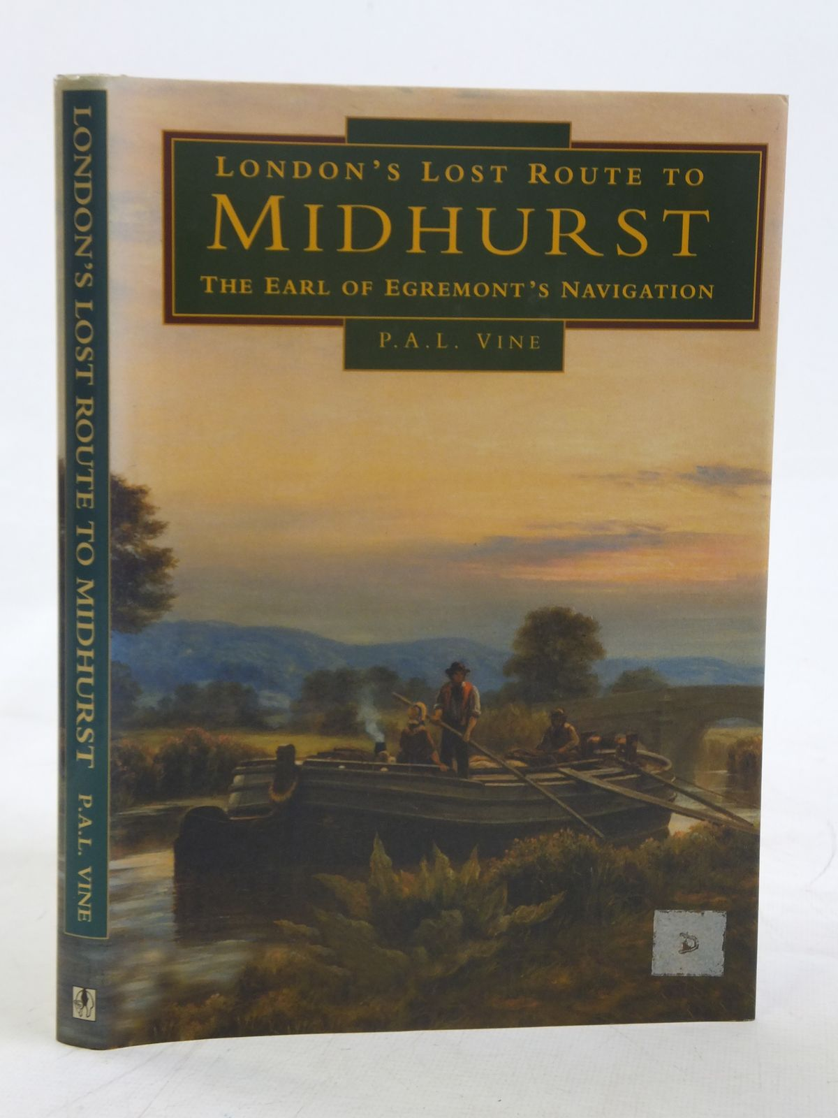 Photo of LONDON'S LOST ROUTE TO MIDHURST written by Vine, P.A.L. published by Alan Sutton (STOCK CODE: 2116652)  for sale by Stella & Rose's Books