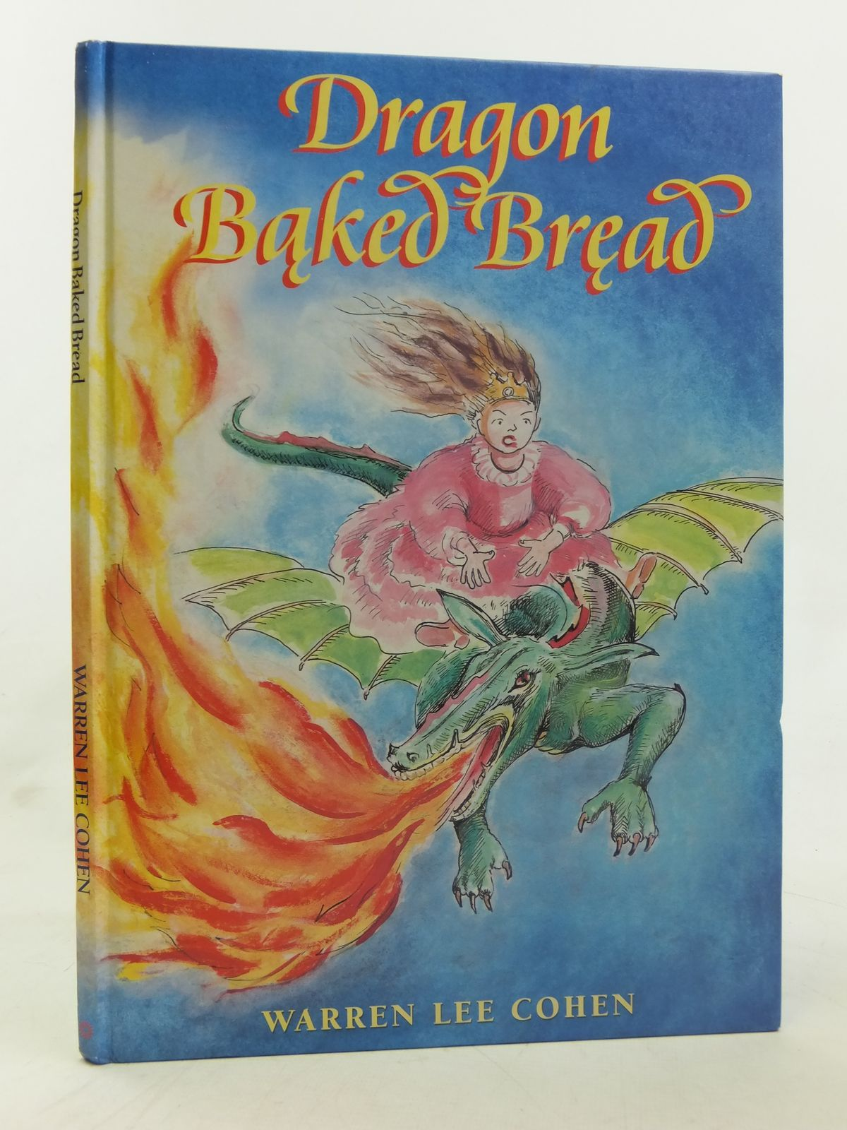 Photo of DRAGON BAKED BREAD- Stock Number: 2116716