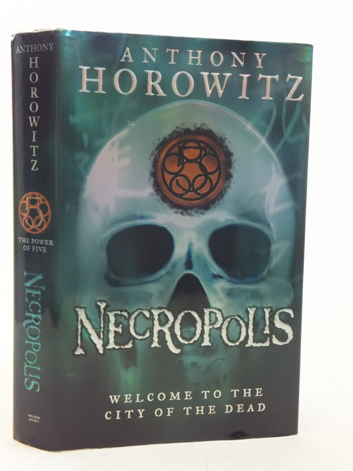 Photo of NECROPOLIS written by Horowitz, Anthony published by Walker Books (STOCK CODE: 2116732)  for sale by Stella & Rose's Books