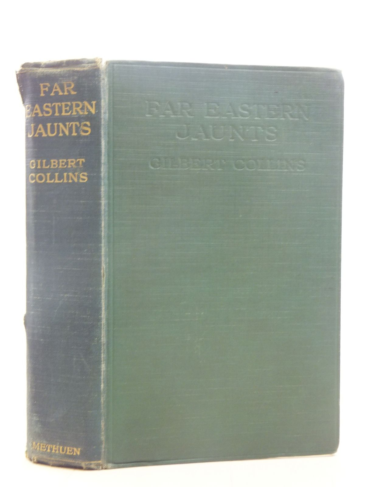 Photo of FAR EASTERN JAUNTS written by Collins, Gilbert published by Methuen & Co. Ltd. (STOCK CODE: 2116733)  for sale by Stella & Rose's Books