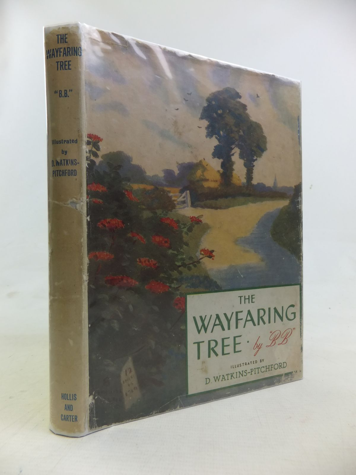 Photo of THE WAYFARING TREE written by BB,  illustrated by BB,  published by Hollis & Carter (STOCK CODE: 2116753)  for sale by Stella & Rose's Books