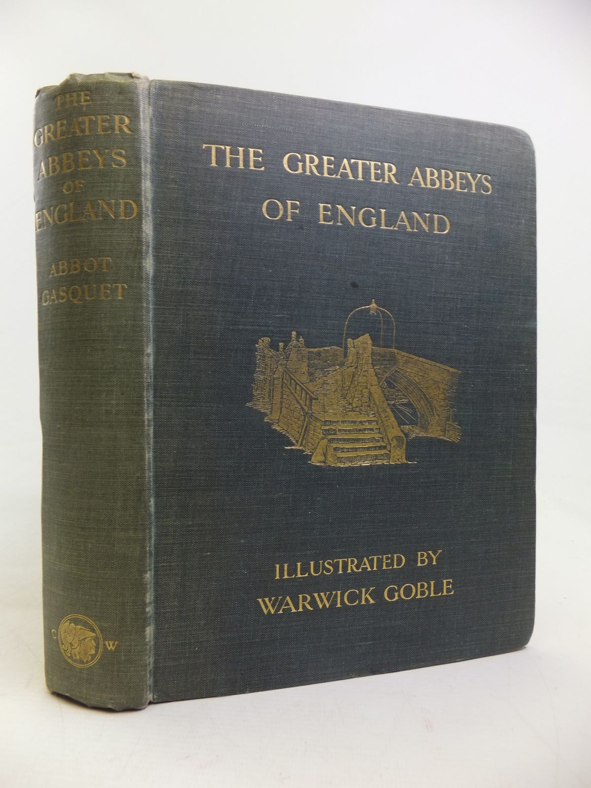 Photo of THE GREATER ABBEYS OF ENGLAND- Stock Number: 2116754