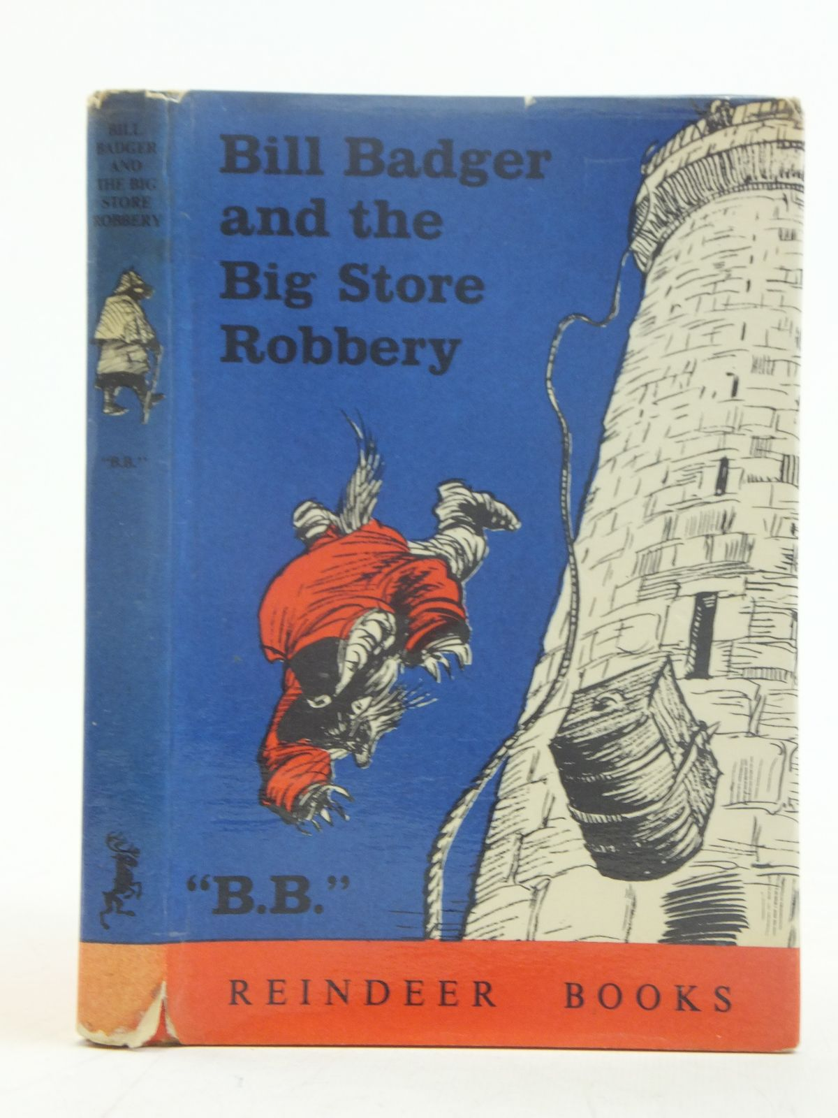 Photo of BILL BADGER AND THE BIG STORE ROBBERY- Stock Number: 2116825