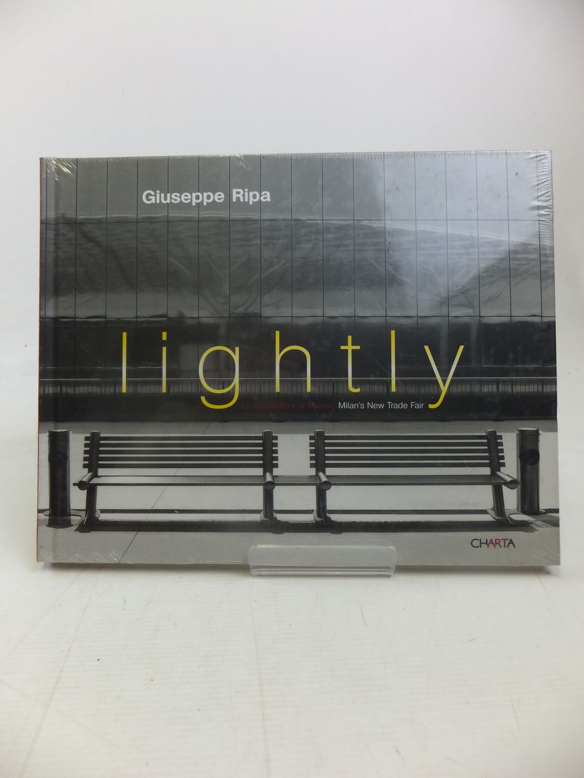 Photo of LIGHTLY MILAN'S NEW TRADE FAIR written by Ripa, Giuseppe published by Charta (STOCK CODE: 2117041)  for sale by Stella & Rose's Books