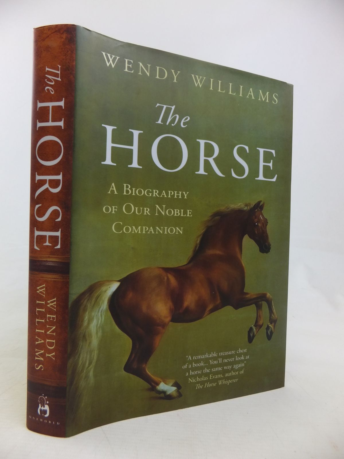 Photo of THE HORSE A BIOGRAPHY OF OUR NOBLE COMPANION- Stock Number: 2117046