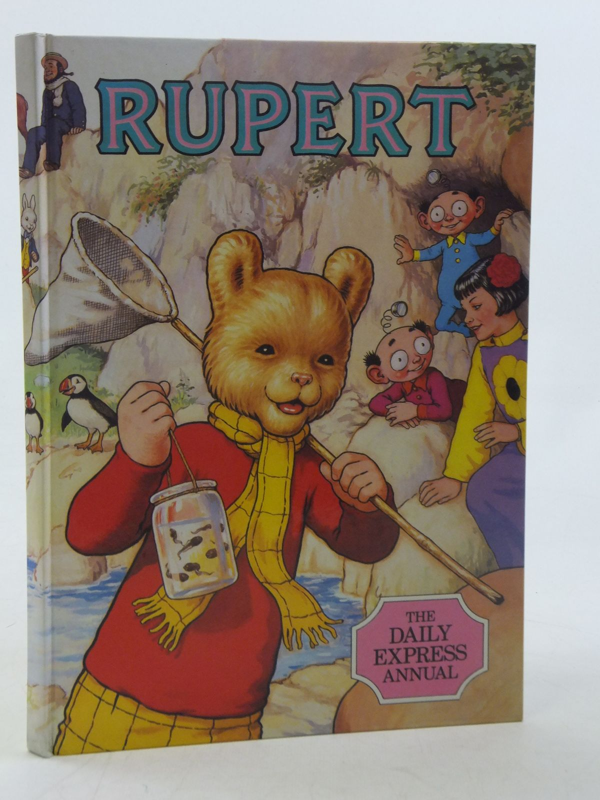 Photo of RUPERT ANNUAL 1986 illustrated by Harrold, John published by Express Newspapers Ltd. (STOCK CODE: 2117162)  for sale by Stella & Rose's Books
