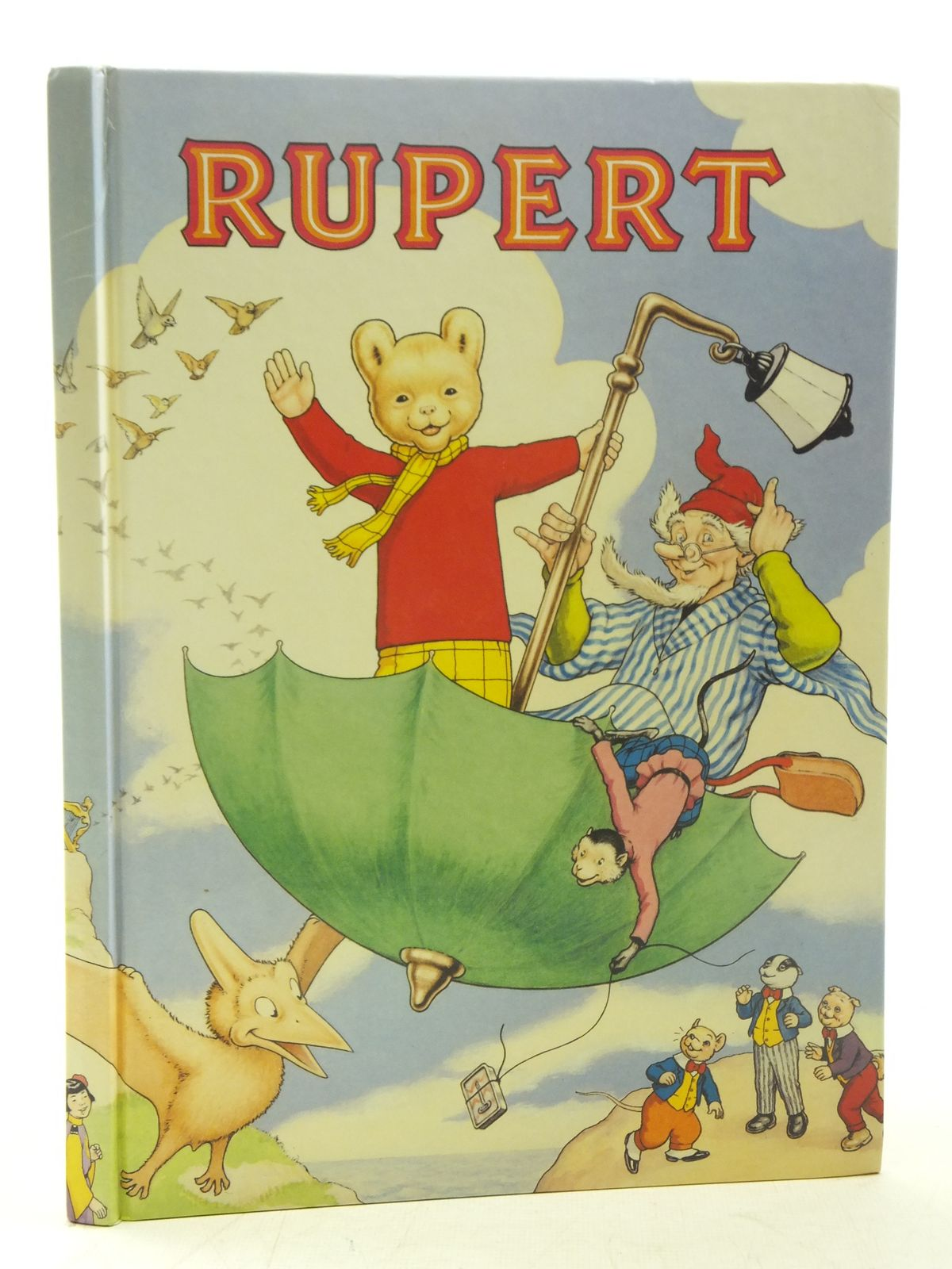 Photo of RUPERT ANNUAL 1988 illustrated by Harrold, John published by Express Newspapers Ltd. (STOCK CODE: 2117166)  for sale by Stella & Rose's Books
